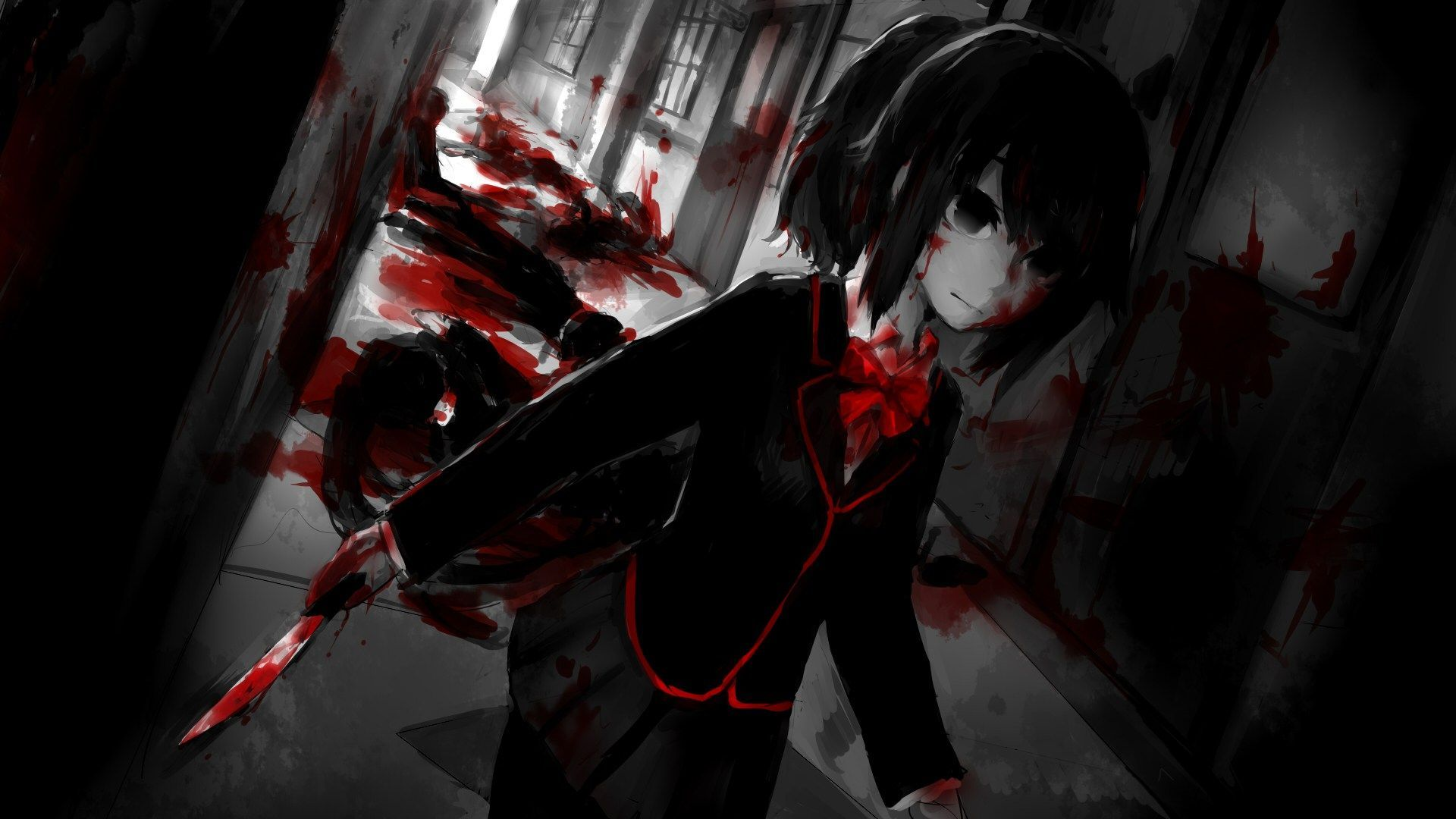 Anime Yandere Wallpaper Hd