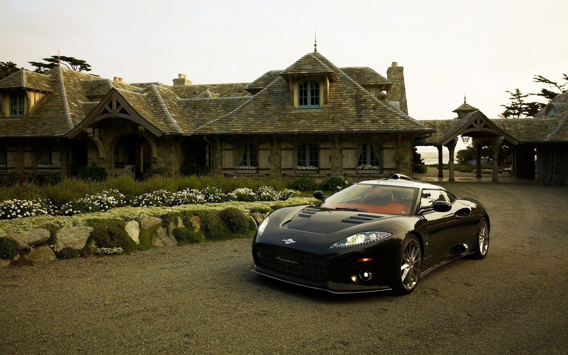 Exotic Mansions And Cars Wallpapers Top Free Exotic Mansions And