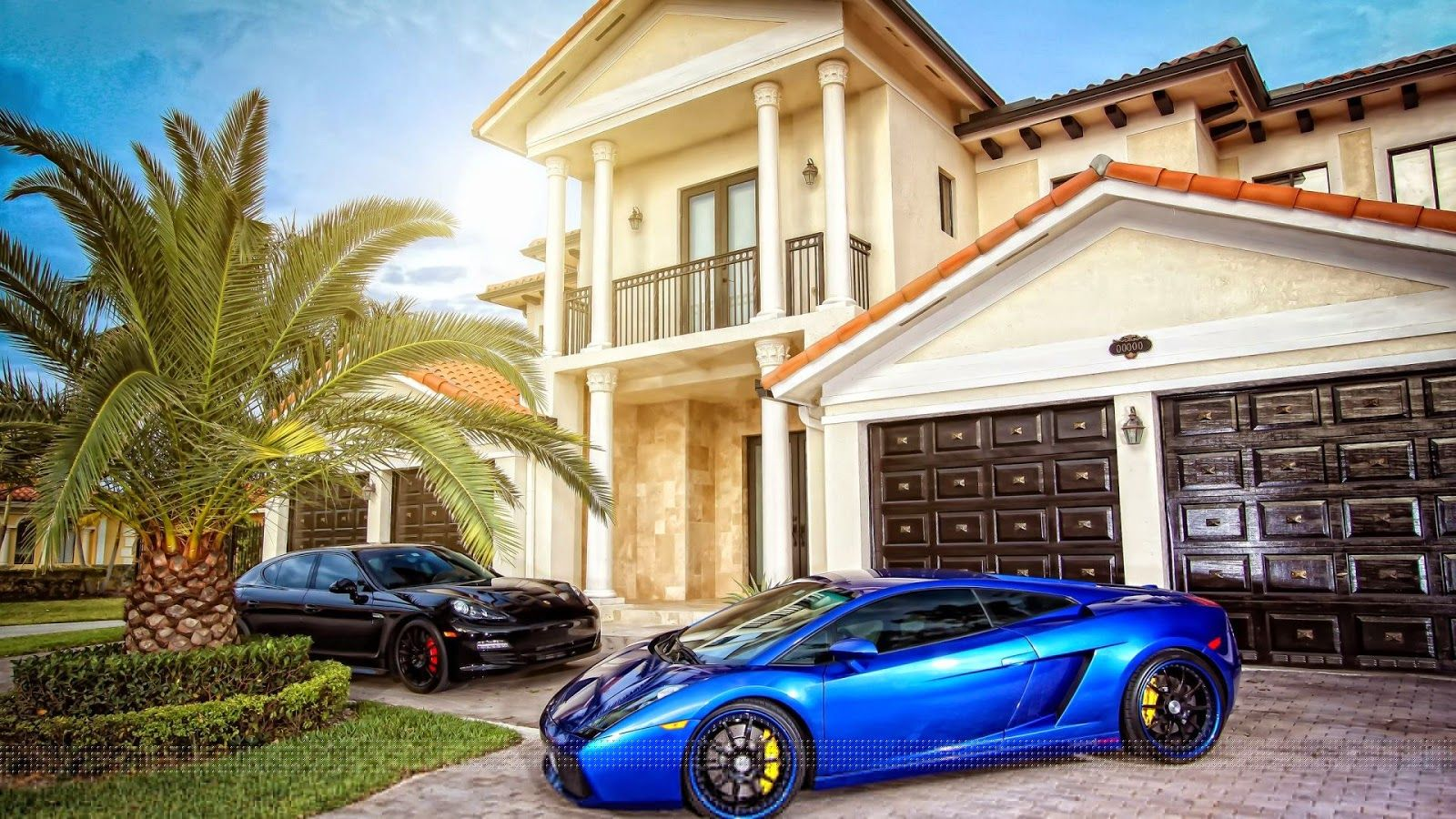 Exotic Mansions And Cars Wallpapers Top Free Exotic