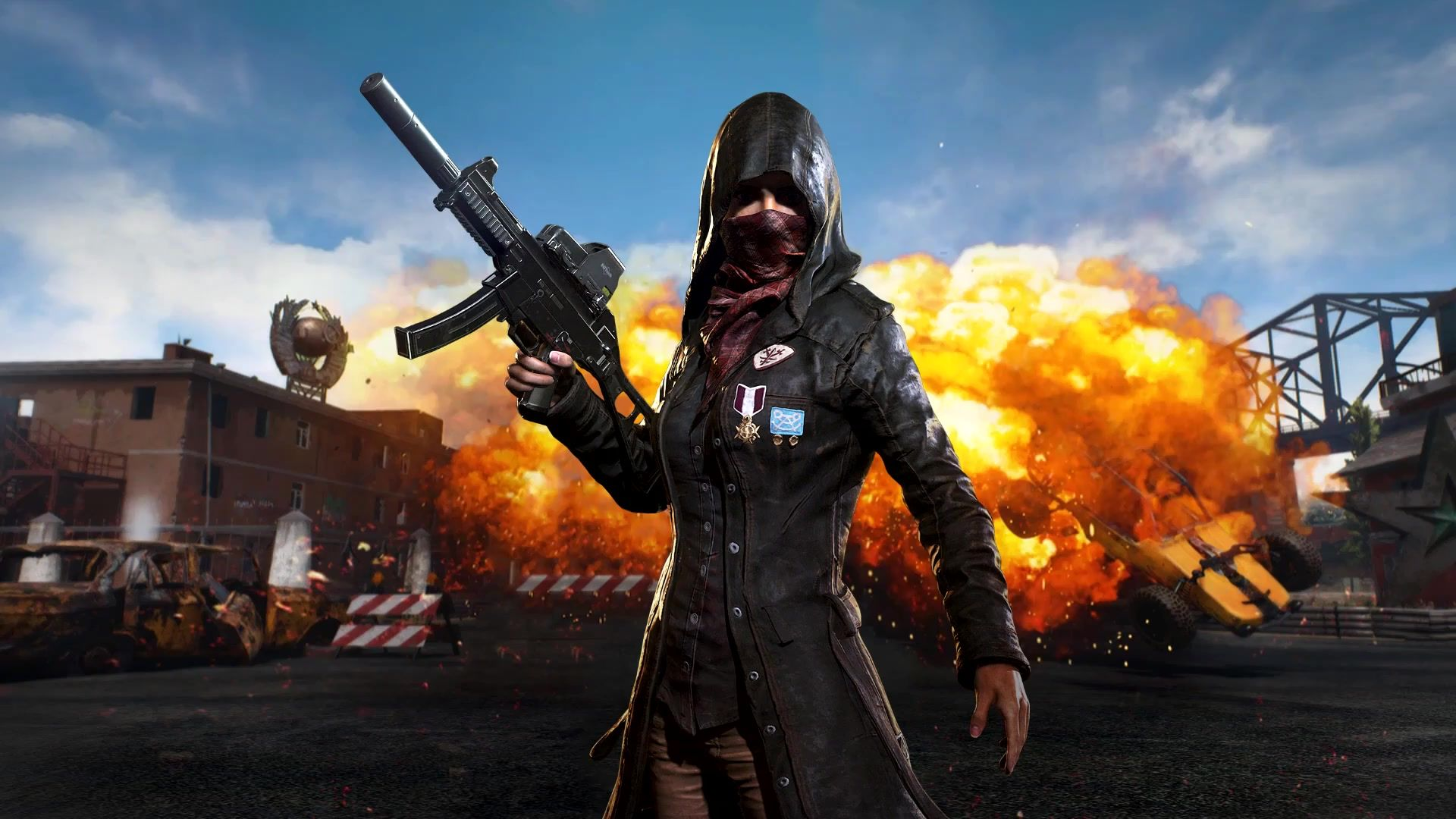 Download 63 Koleksi Wallpaper Pubg Mobile Anime HD Paling Keren