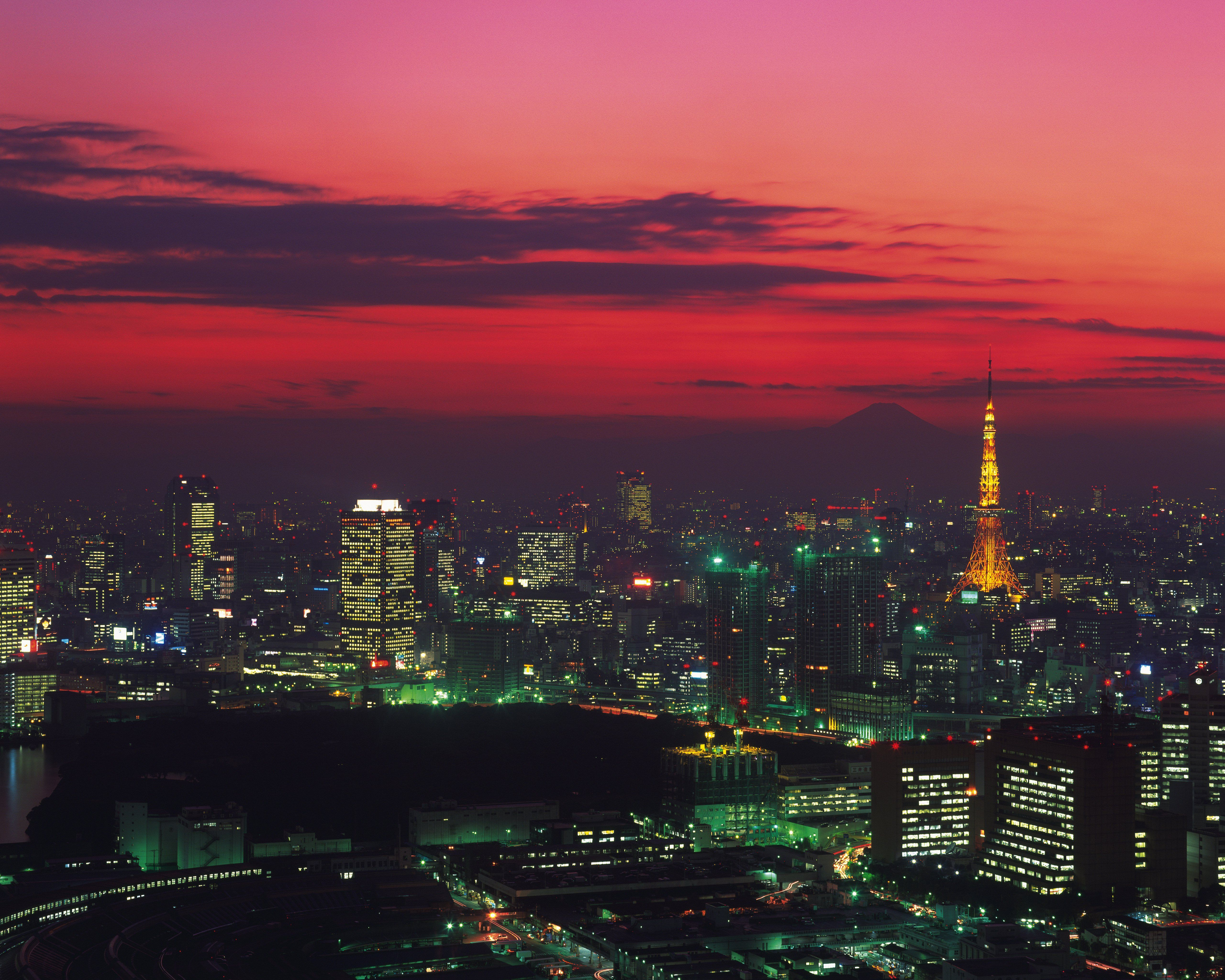 Tokyo 4K Wallpapers - Top Free Tokyo 4K Backgrounds ...
