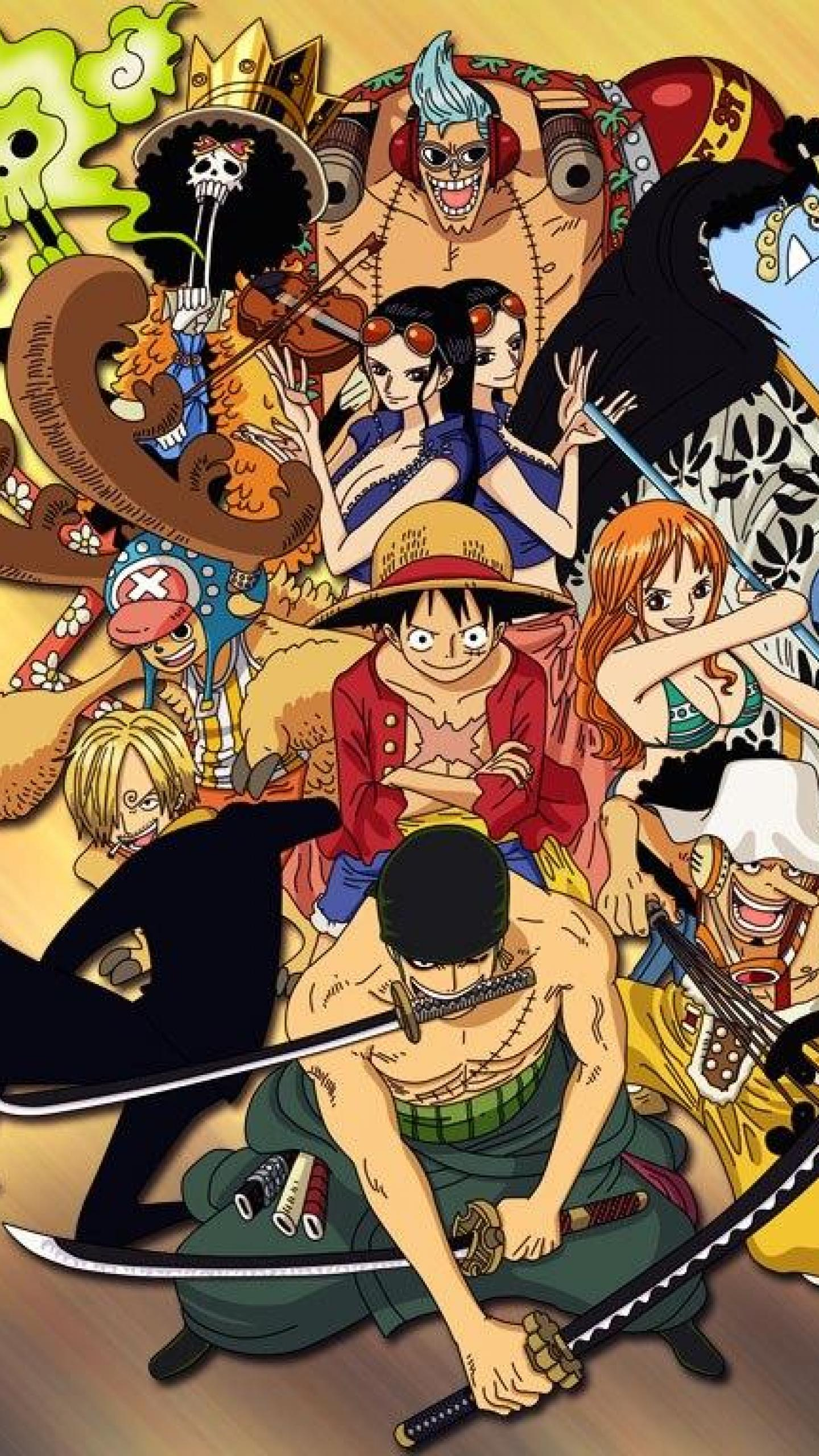 One Piece Mobile Wallpapers Top Free One Piece Mobile