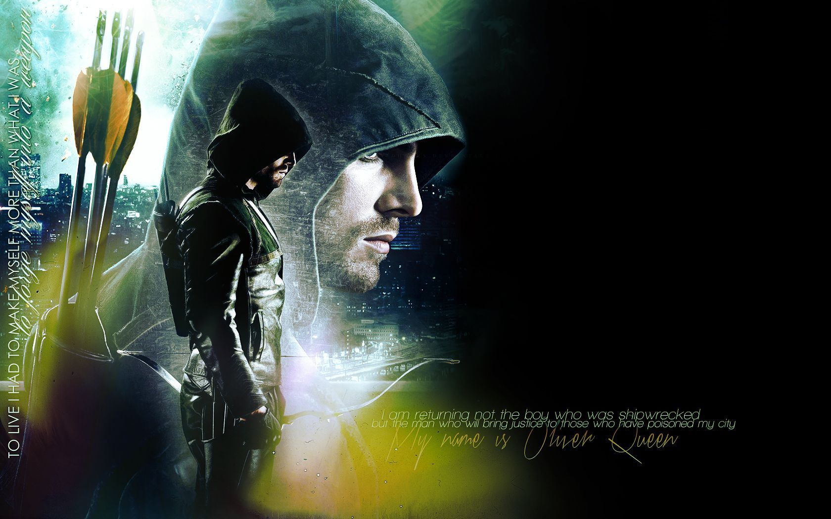 Oliver Queen Wallpapers Top Free Oliver Queen Backgrounds
