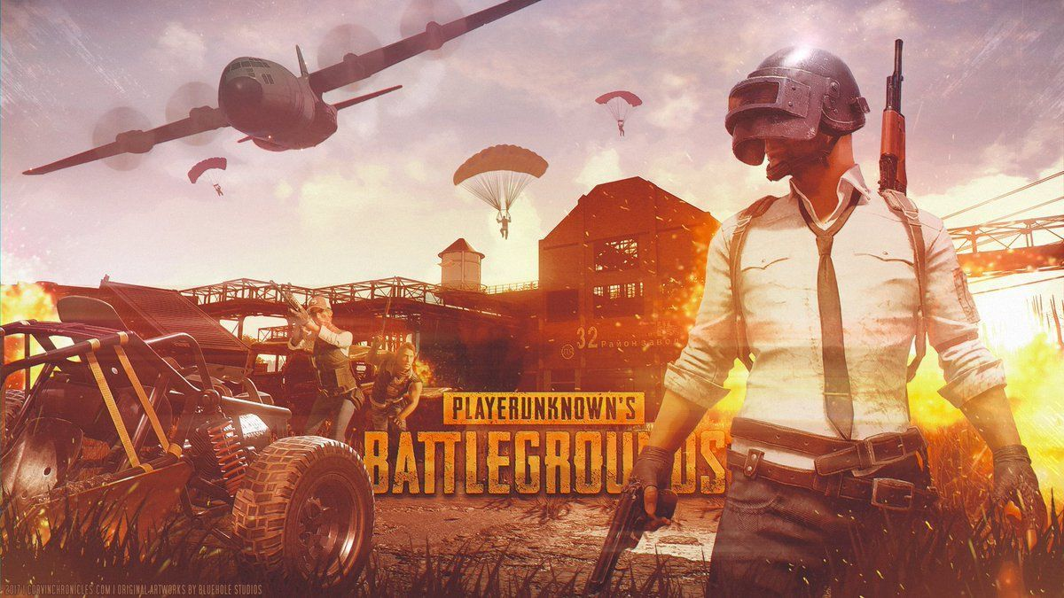 Pubg Air Drop Live Wallpaper: PlayerUnknown's Battlegrounds Wallpapers