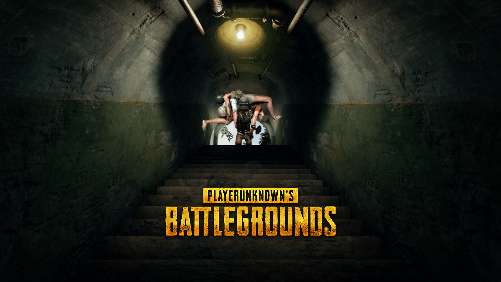 Pubg Chase Wallpaper By Szalkai S: Free HD Wallpapers And 4K