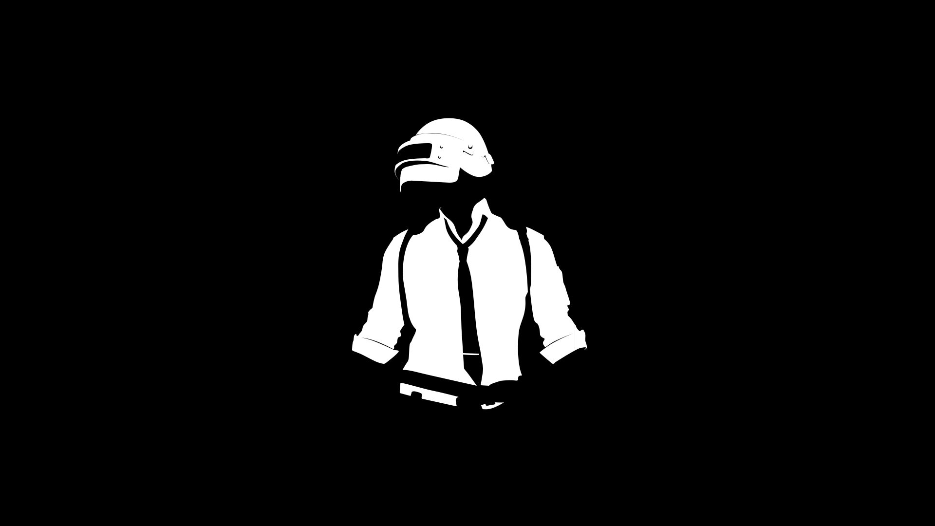 Download Pubg Minimalist Pophead 7680x4320 Resolution: PlayerUnknown's Battlegrounds Wallpapers