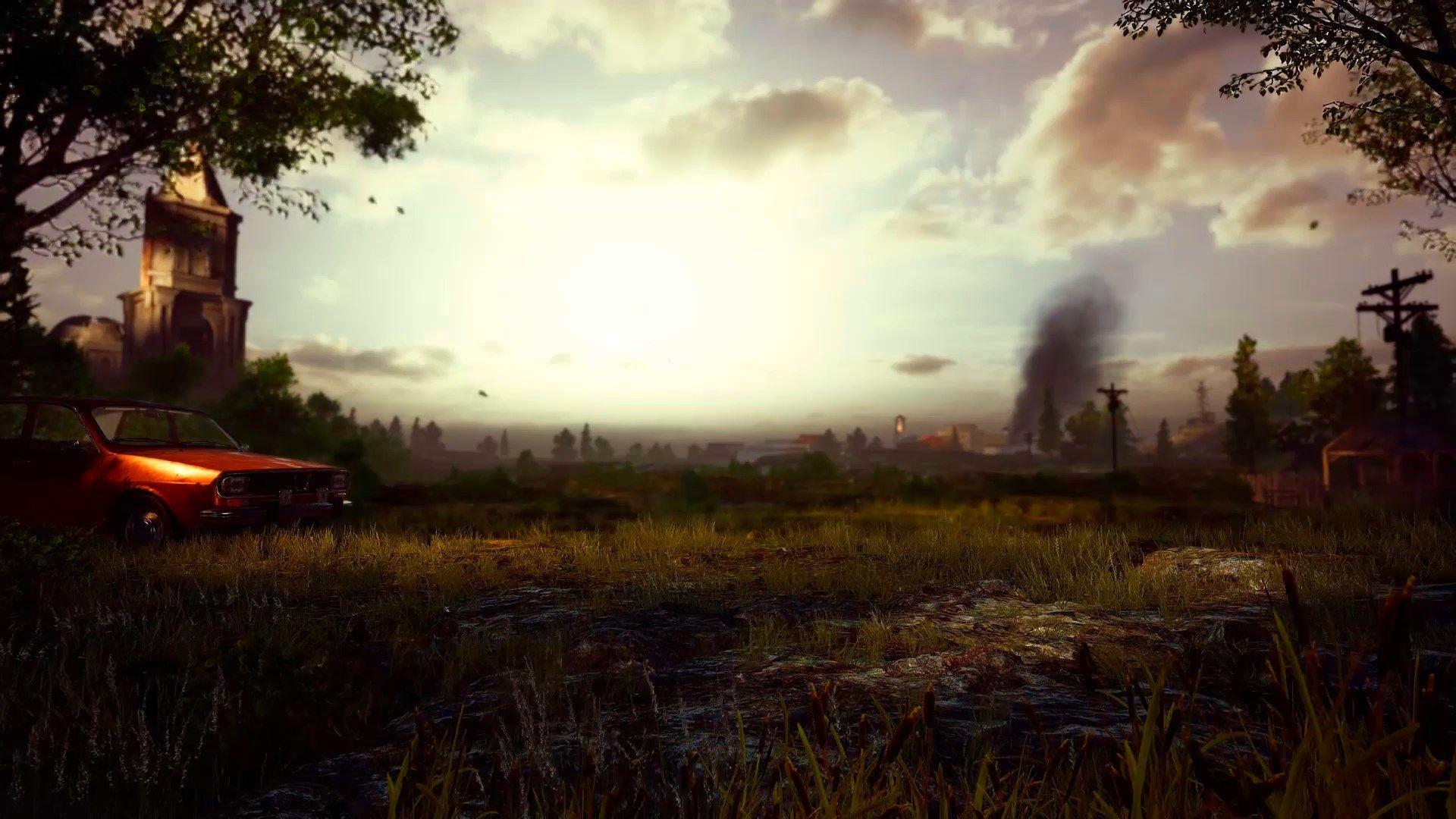 PlayerUnknown's Battlegrounds Wallpapers