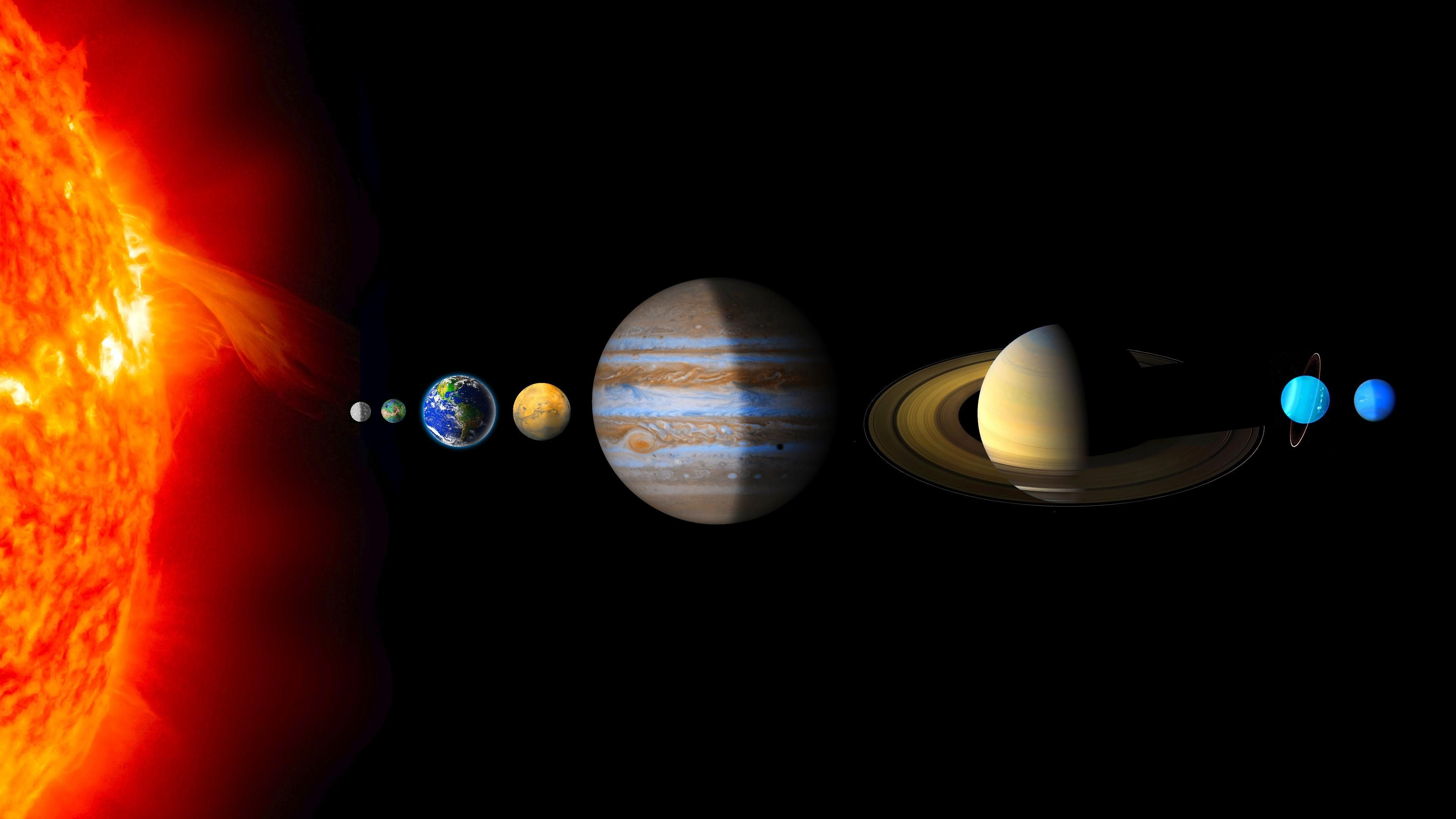 Solar System Planets Wallpapers