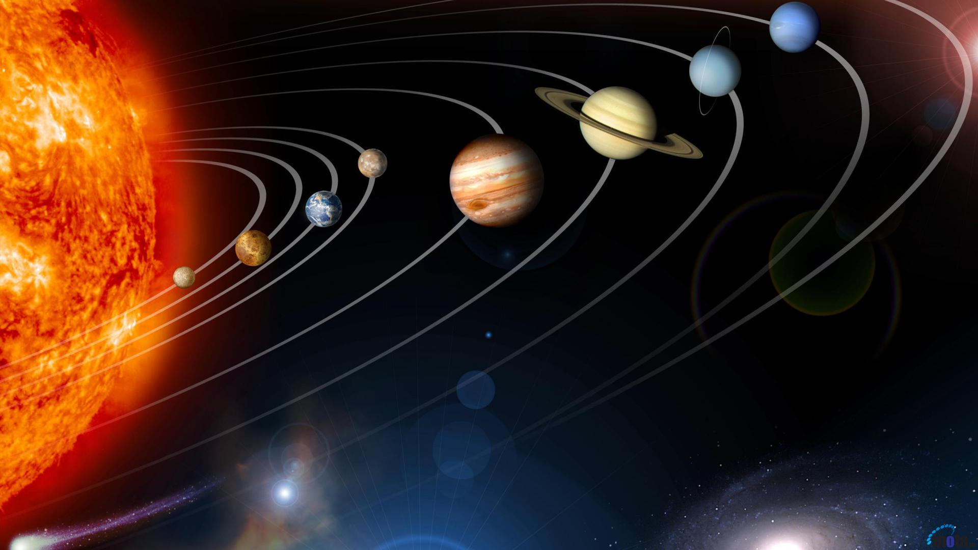 Solar System 4K Wallpapers