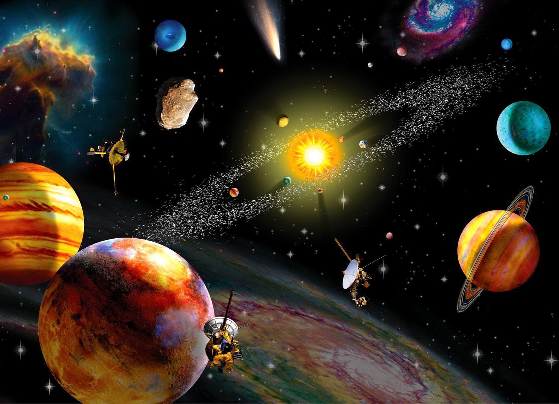 Solar System 4K Wallpapers - Top Free Solar System 4K ...