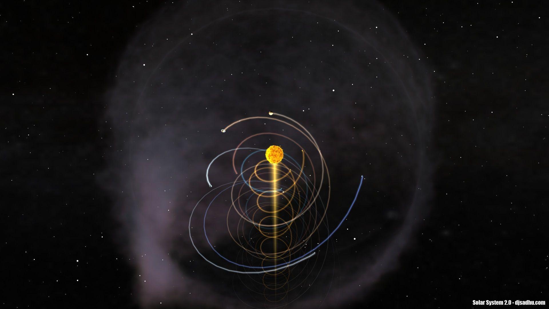 solar system hd wallpaper - photo #32