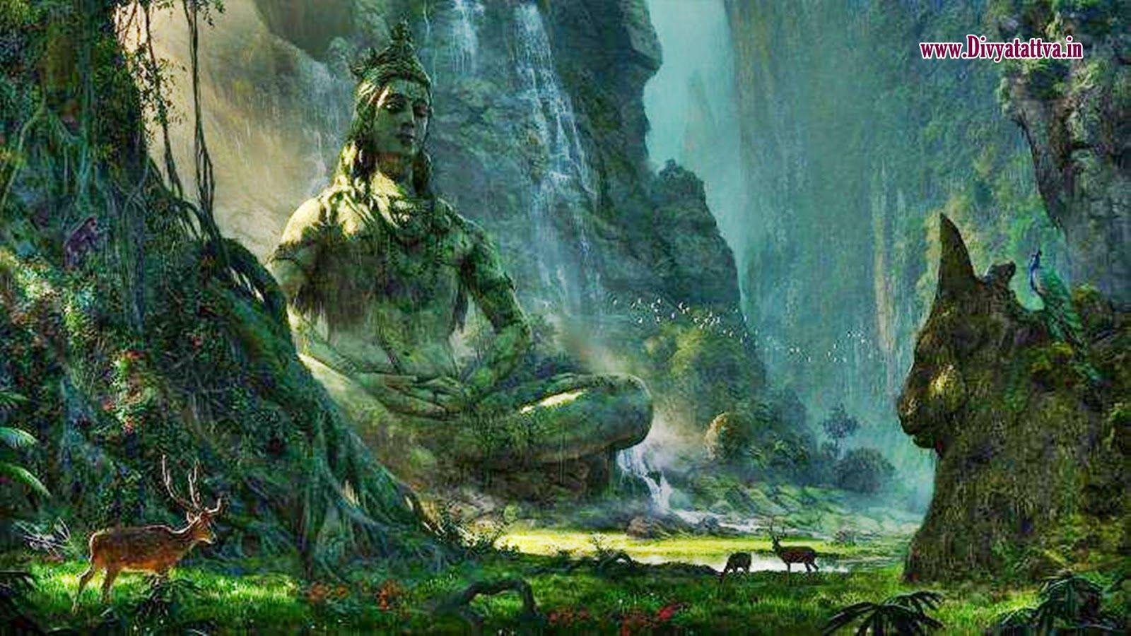 1600x900 Hình nền Chúa Siva tuyệt đẹp cho điện thoại di động - Chúa Shiva