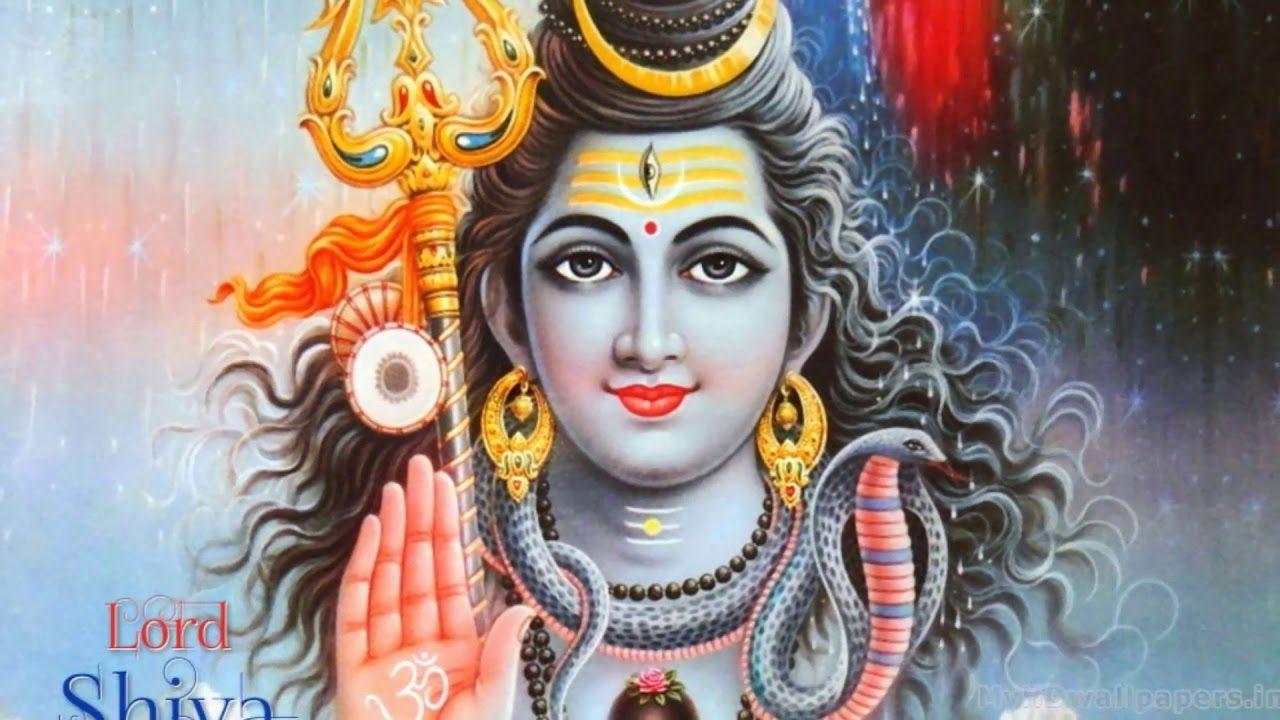 1280x720 Chúa Shiva Hình nền HD cho điện thoại di động Android