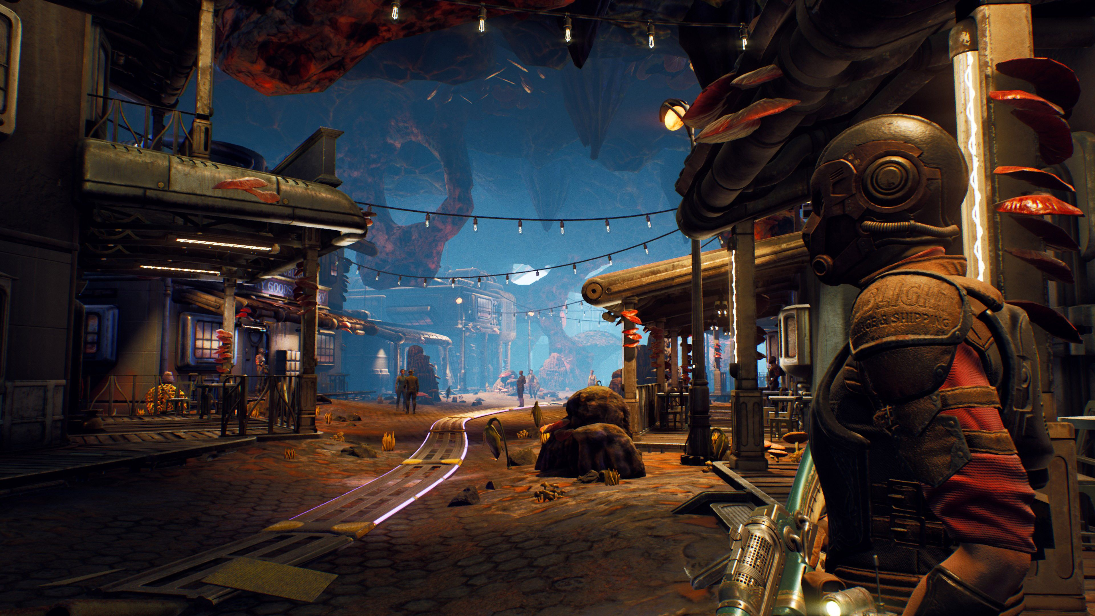 The Outer Worlds Wallpapers - Top Free The Outer Worlds ...
