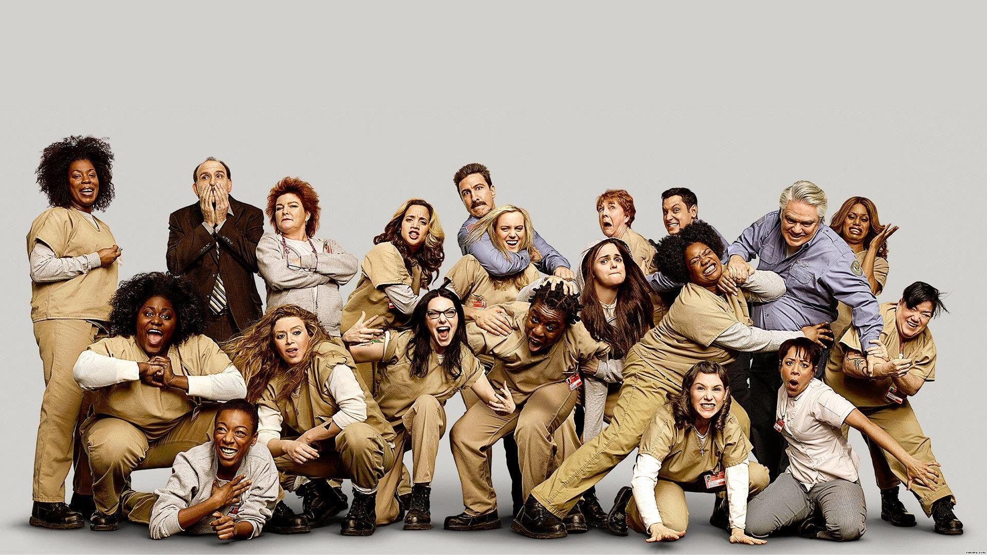 Orange Is The New Black Wallpapers Top Free Orange Is The New Black Backgrounds Wallpaperaccess