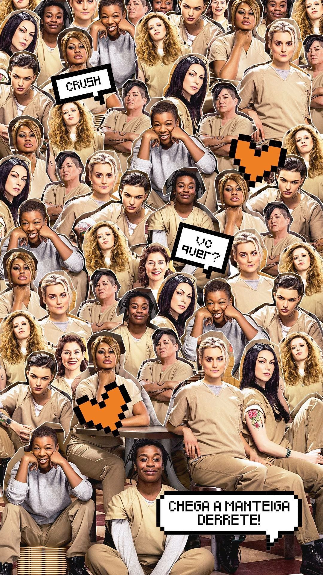 Orange Is The New Black Wallpapers Top Free Orange Is The New