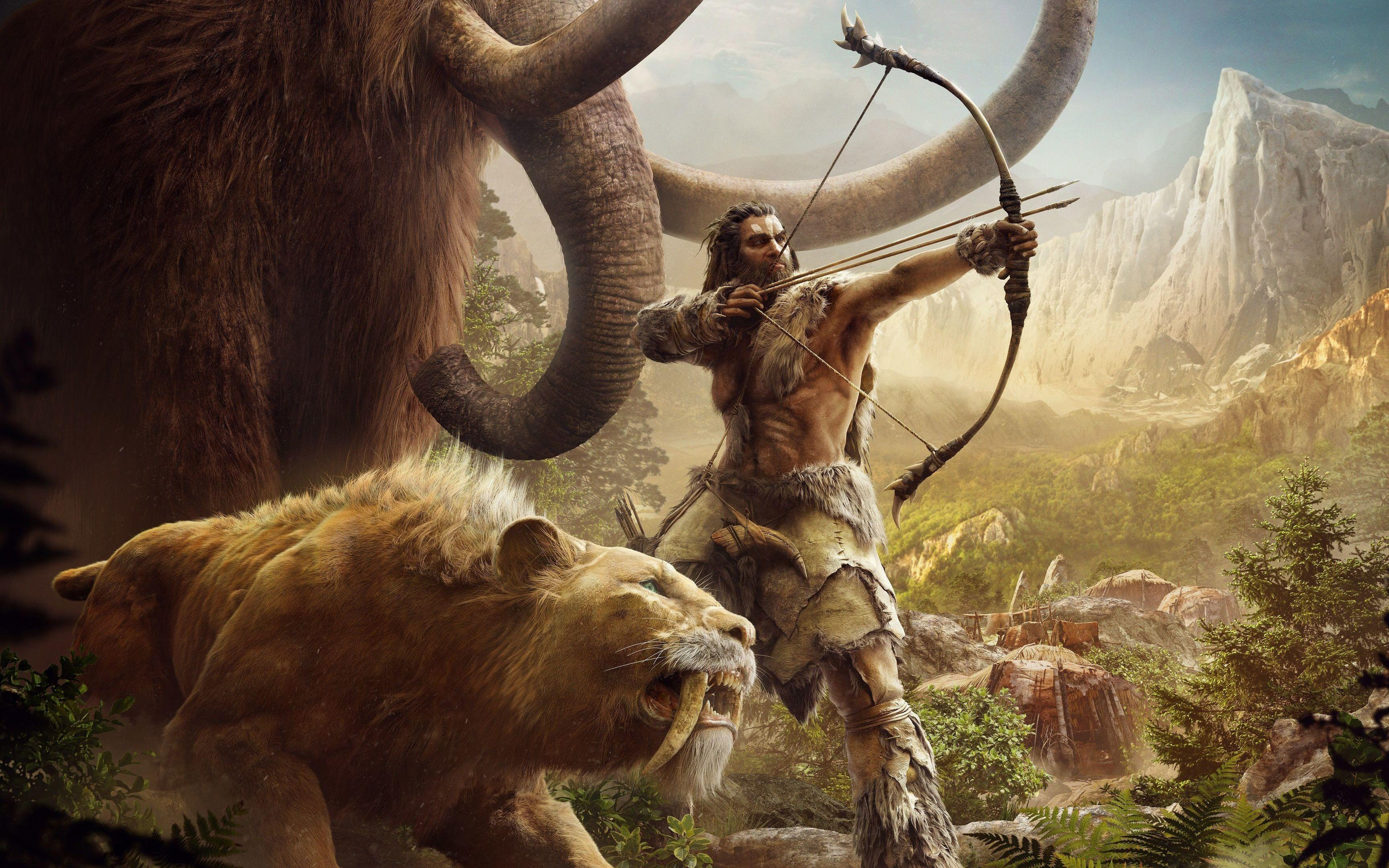 Far Cry Primal Wallpapers Top Free Far Cry Primal
