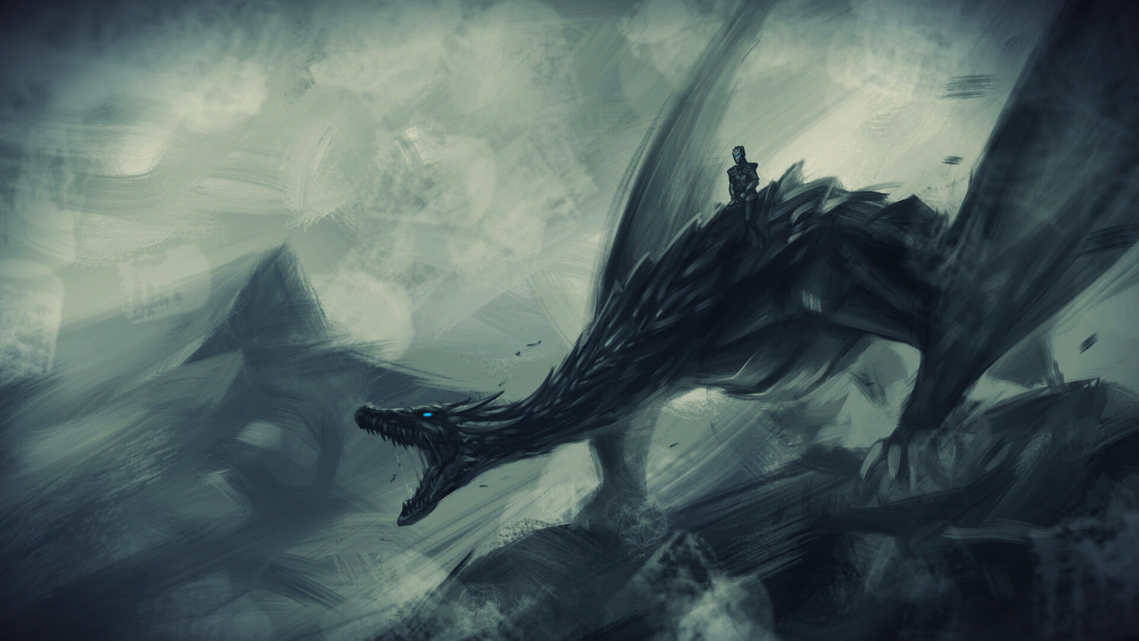 King Dragon Wallpapers Top Free King Dragon Backgrounds