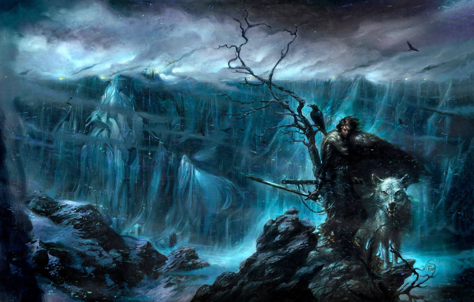 Ice Dragon Game Of Thrones Wallpapers Top Free Ice Dragon Game
