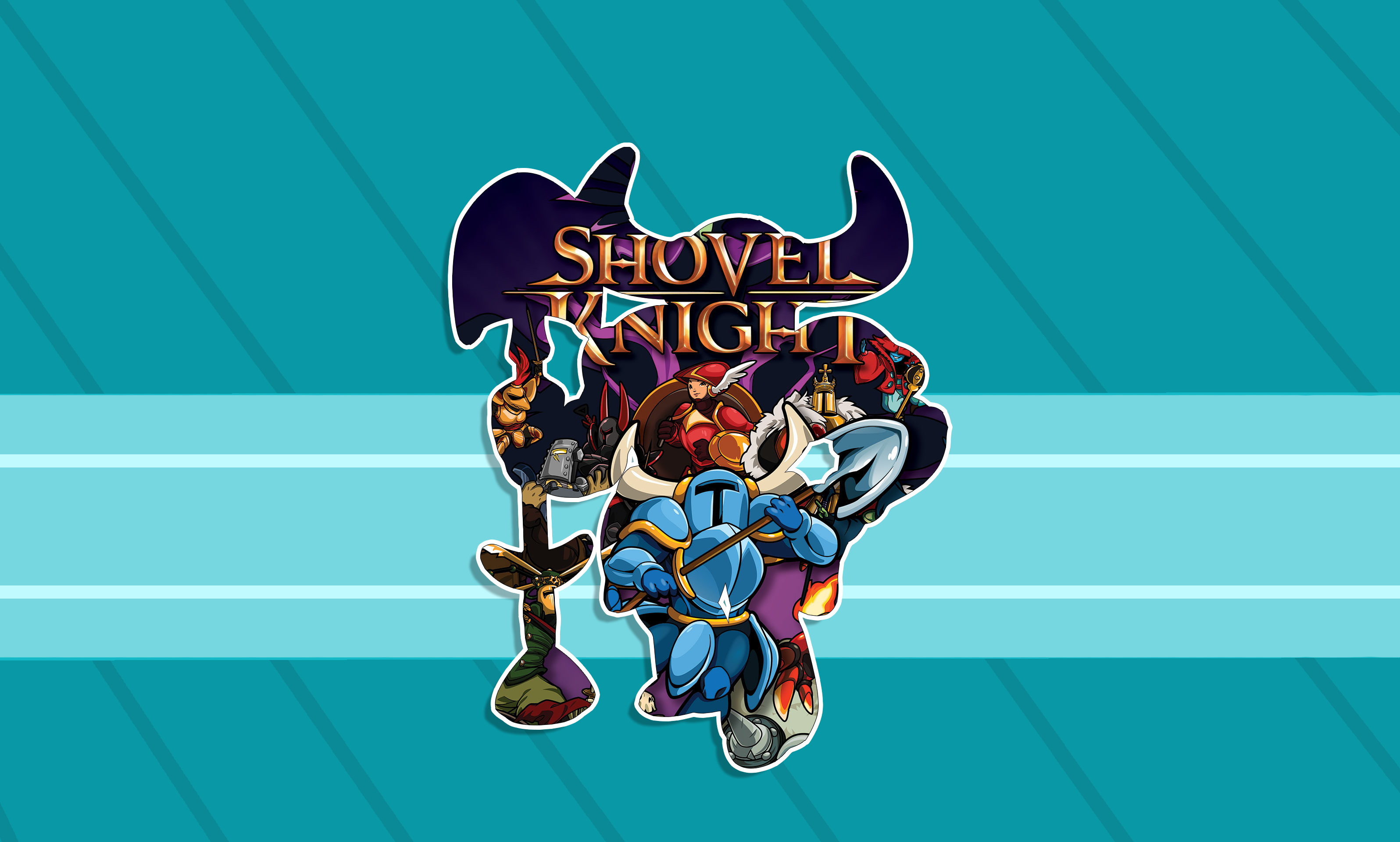 Shovel Knight Wallpapers Top Free Shovel Knight Backgrounds