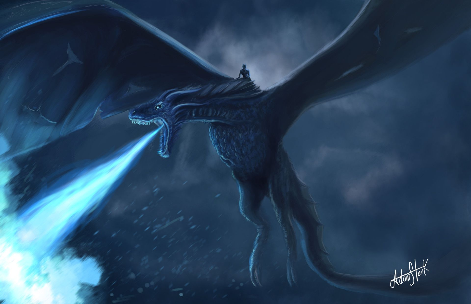 50 best free ice dragon game of thrones wallpapers wallpaperaccess
