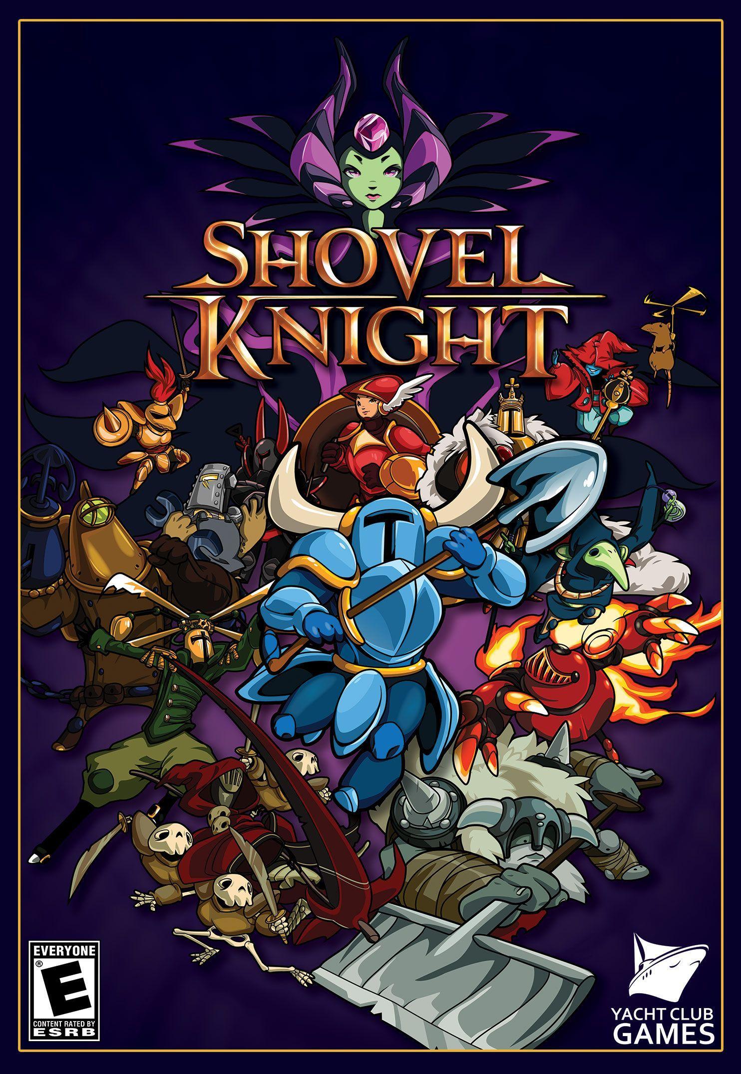 Shovel Knight Wallpapers Top Free Shovel Knight Backgrounds Wallpaperaccess