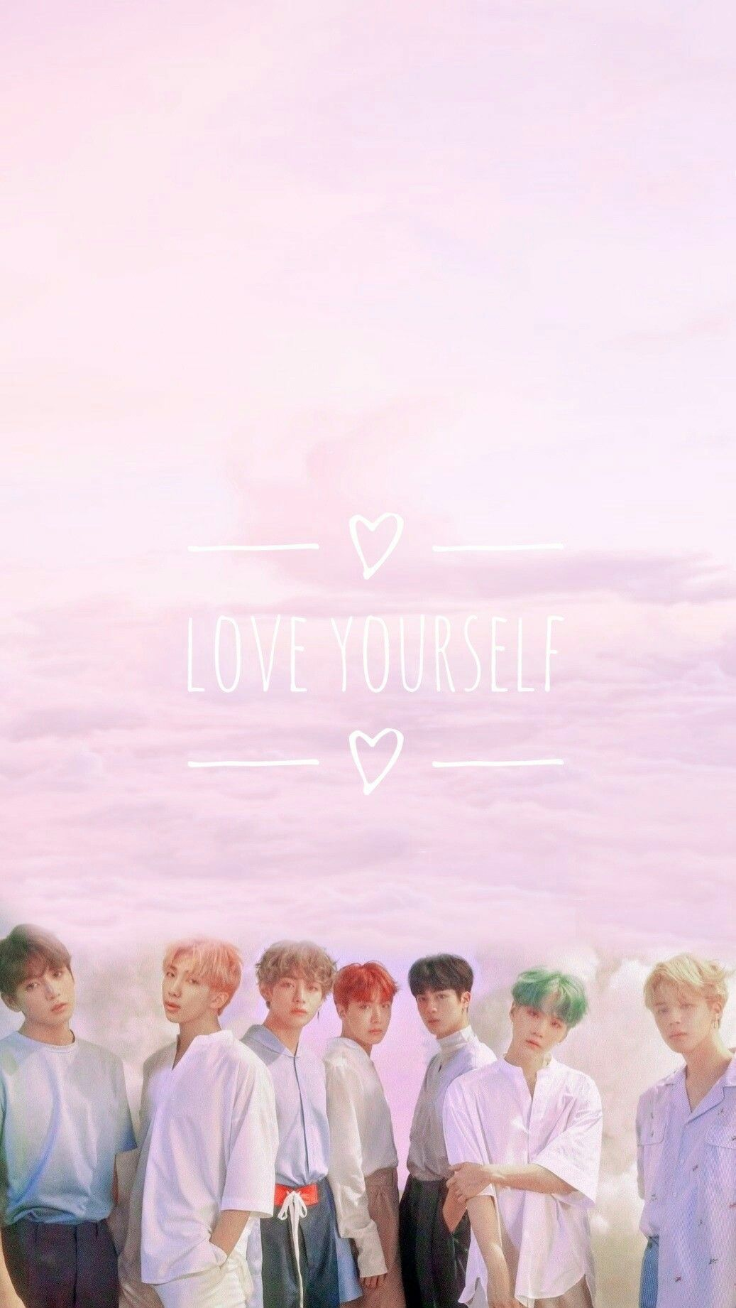 Bts Love Yourself Her Wallpapers Top Free Bts Love Yourself