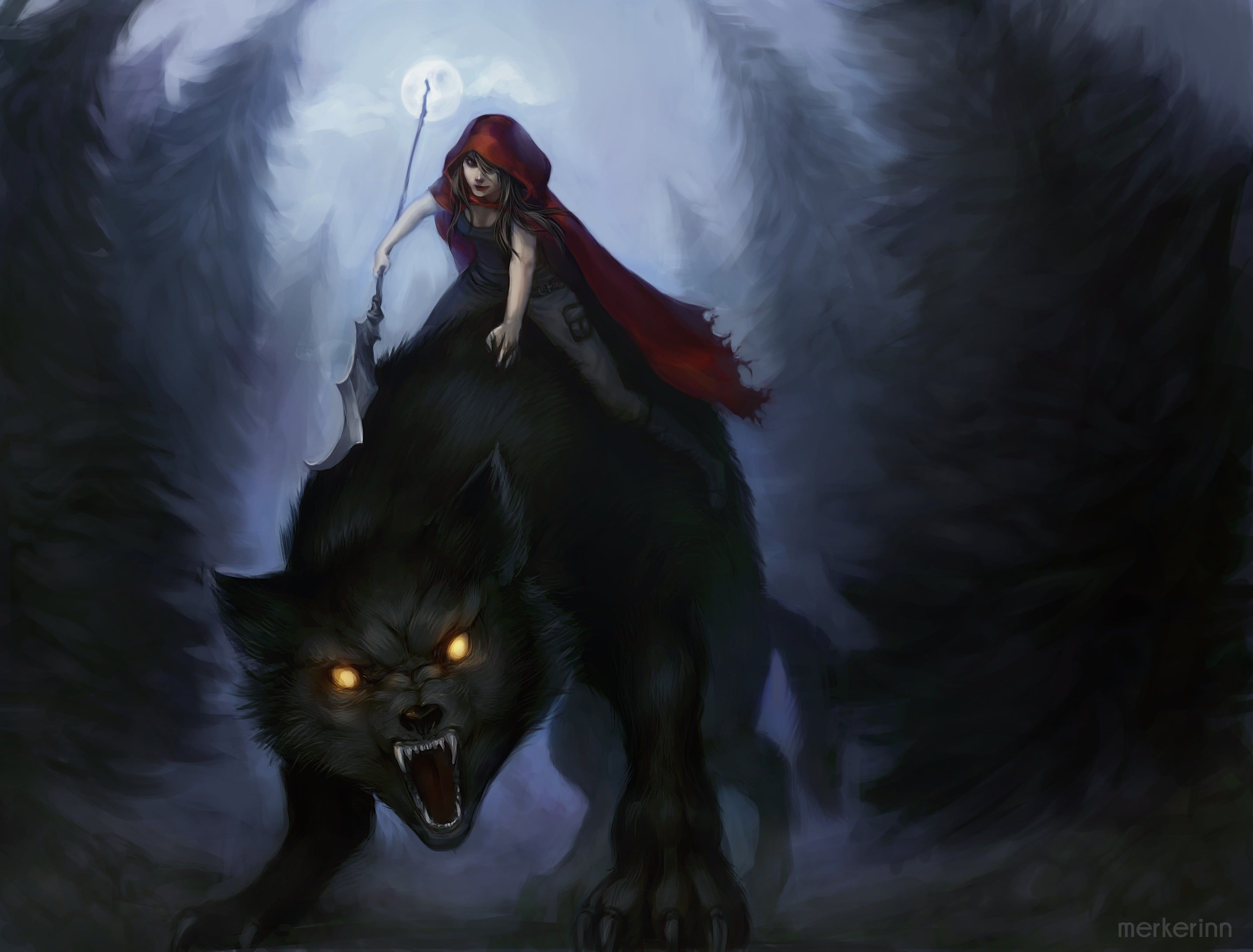 Little Red Riding Hood Wallpapers Top Free Little Red Riding