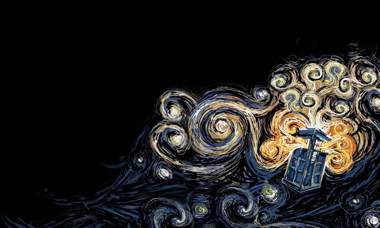 Sensational Van Gogh Dr Who Wallpapers Top Free Van Gogh Dr Who Interior Design Ideas Gentotryabchikinfo