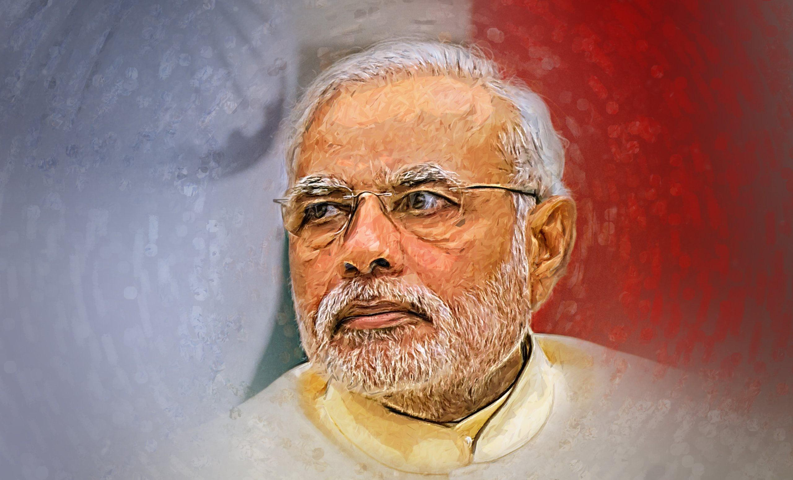 Narendra Modi Wallpapers - Top Free Narendra Modi Backgrounds - WallpaperAccess