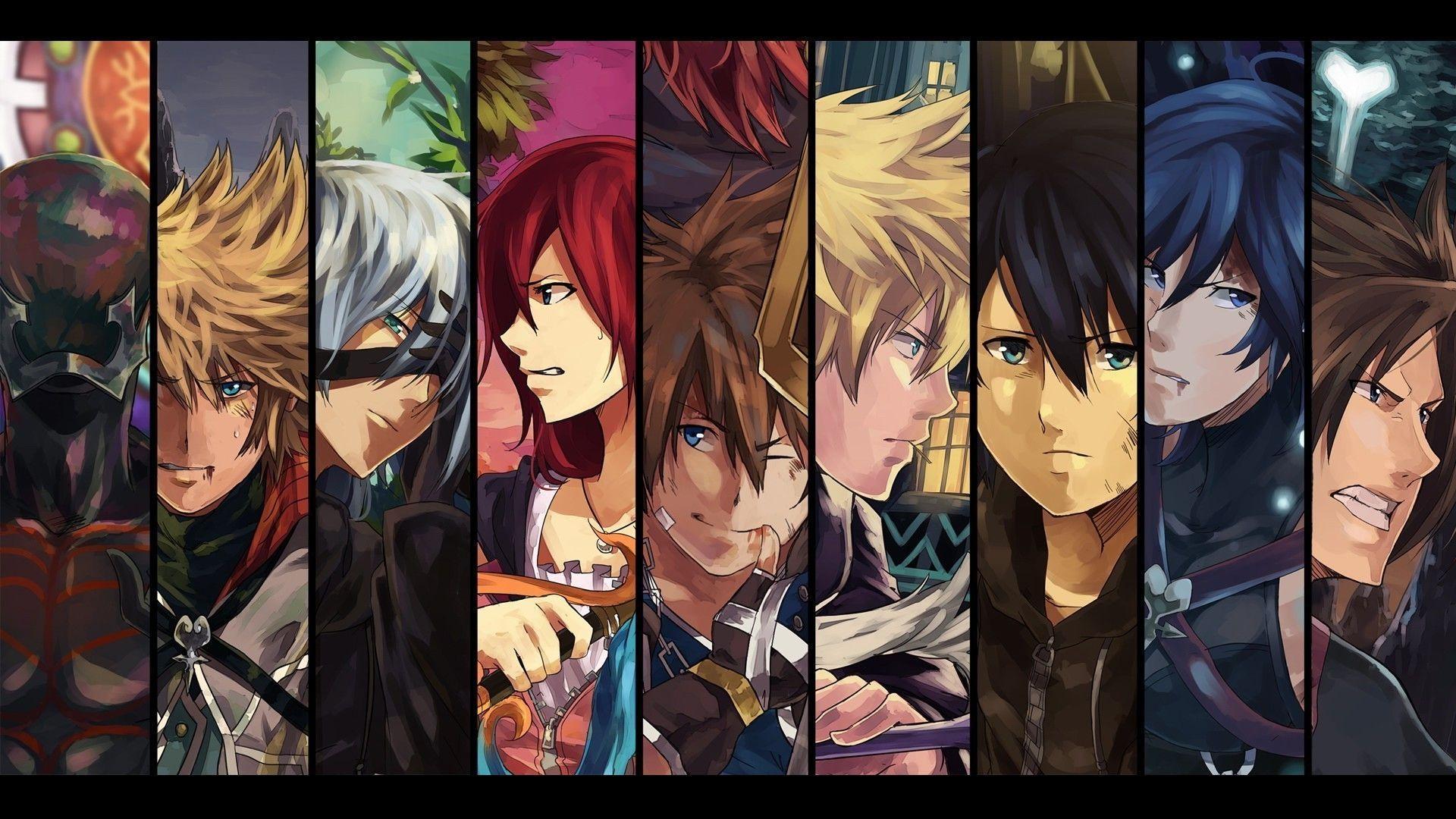Kingdom Hearts 4k Wallpapers Top Free Kingdom Hearts 4k