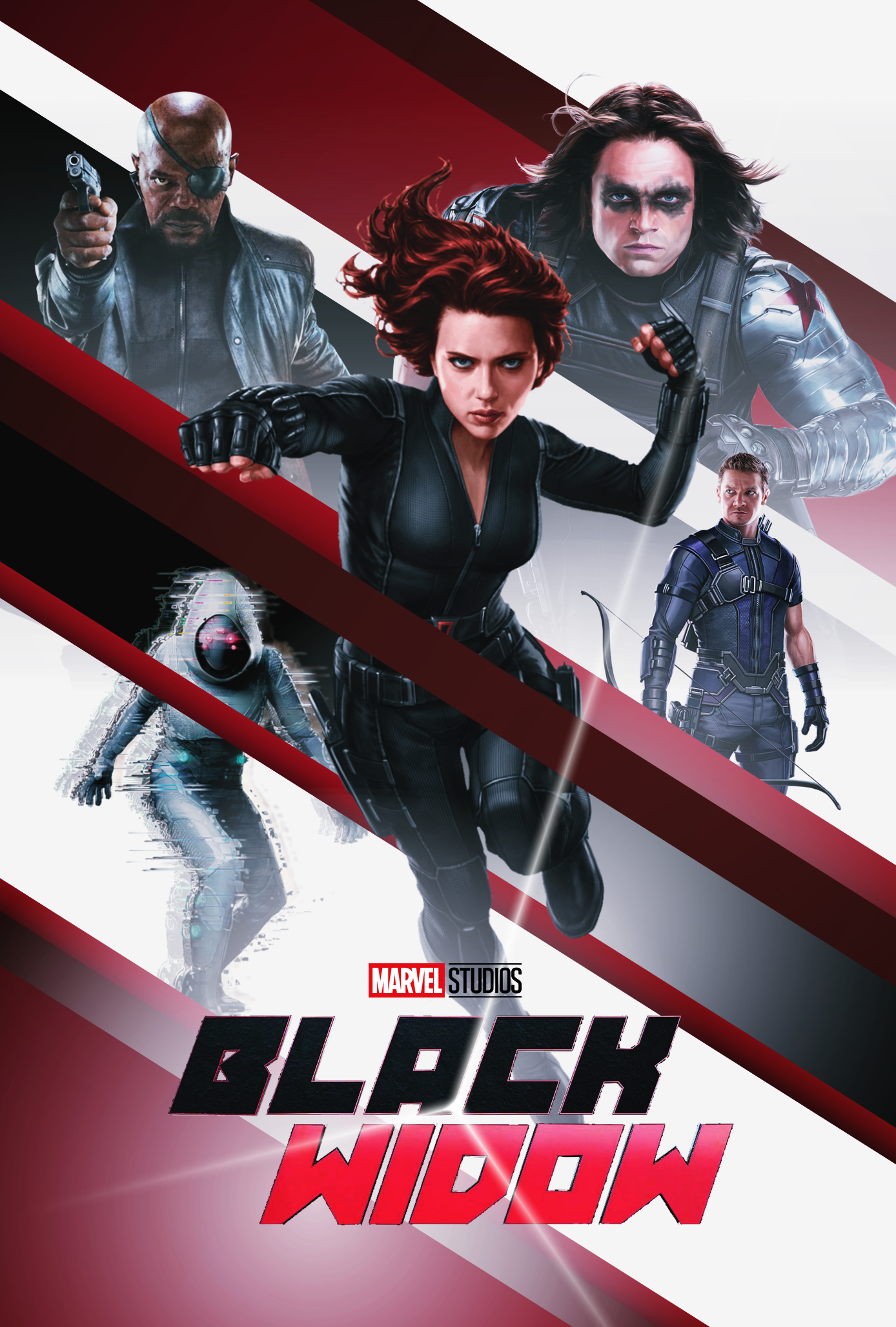 Black Widow 2020 Wallpapers Top Free Black Widow 2020