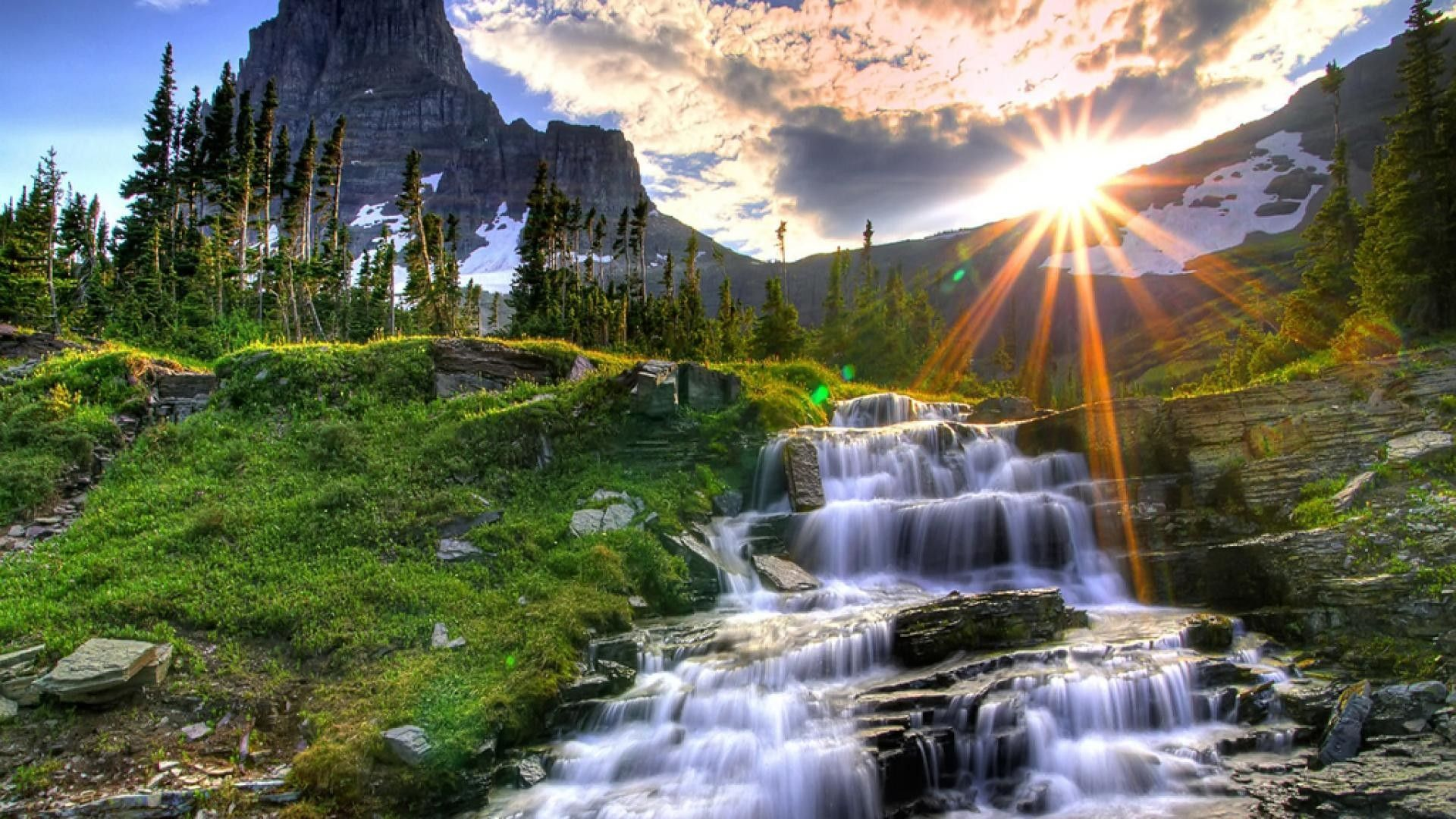 1920x1080 Hd Waterfall Wallpapers Top Free 1920x1080 Hd Waterfall Backgrounds Wallpaperaccess