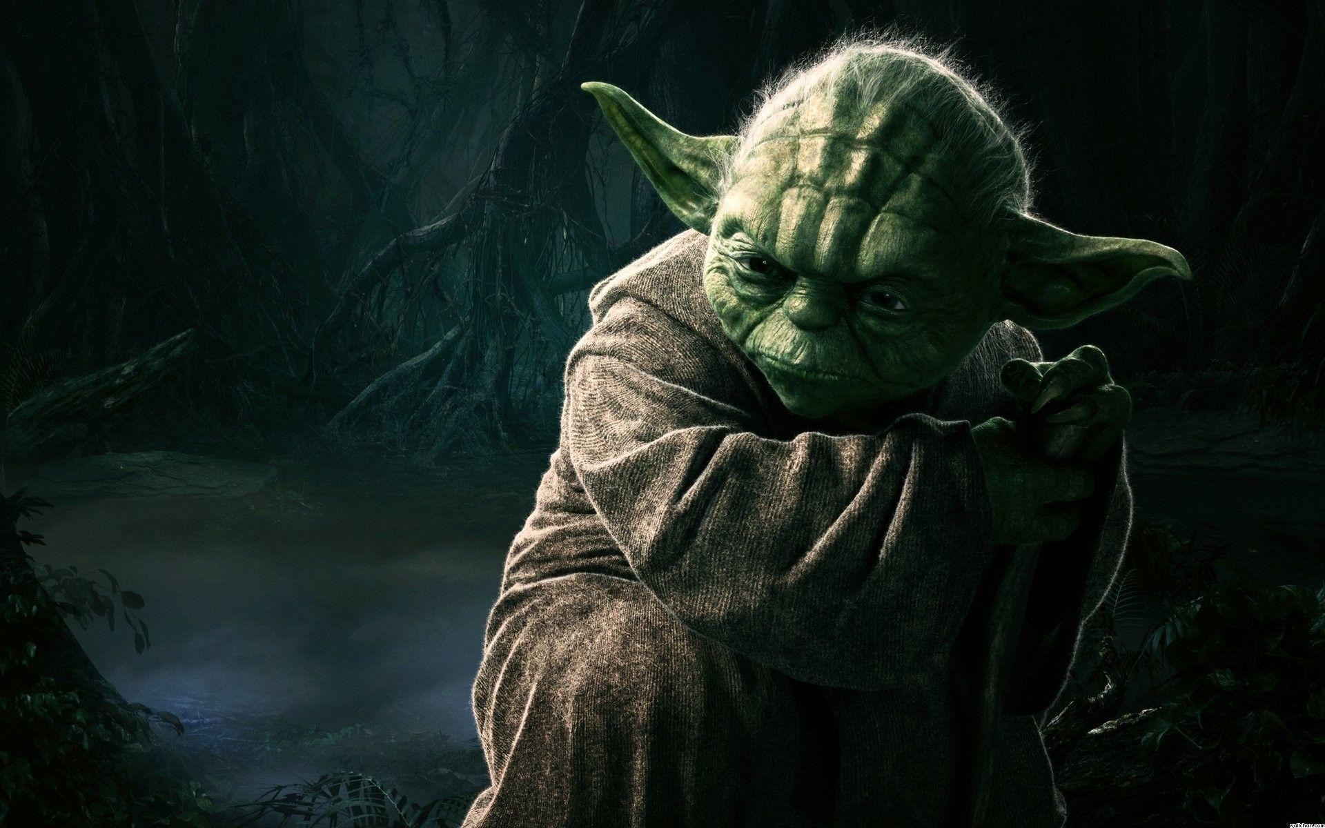Master Yoda Wallpapers Top Free Master Yoda Backgrounds Wallpaperaccess