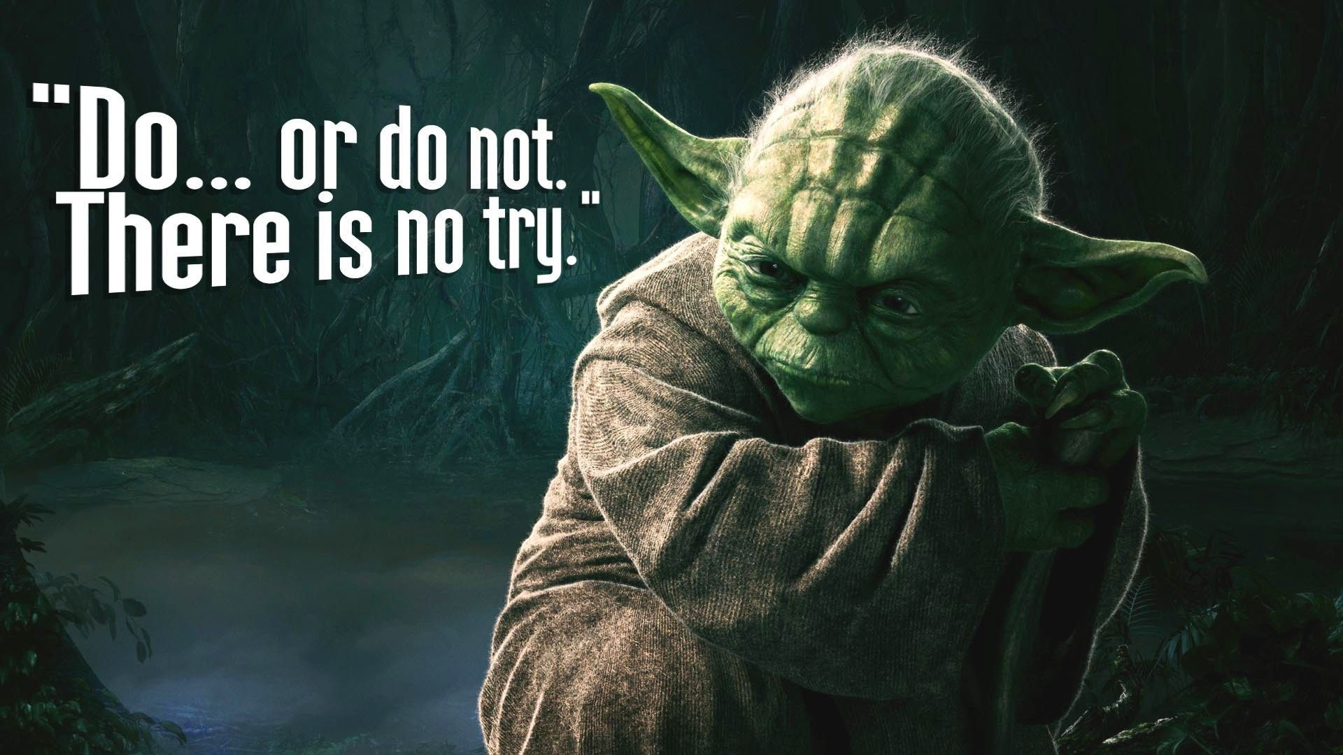 Yoda Quotes Wallpapers - Top Free Yoda Quotes Backgrounds ...