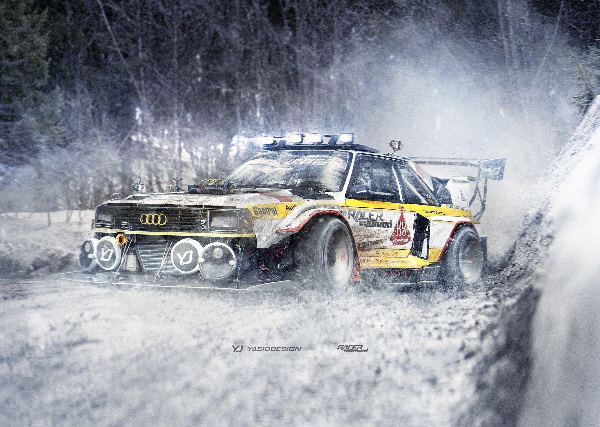 Windows xp rally wallpaper