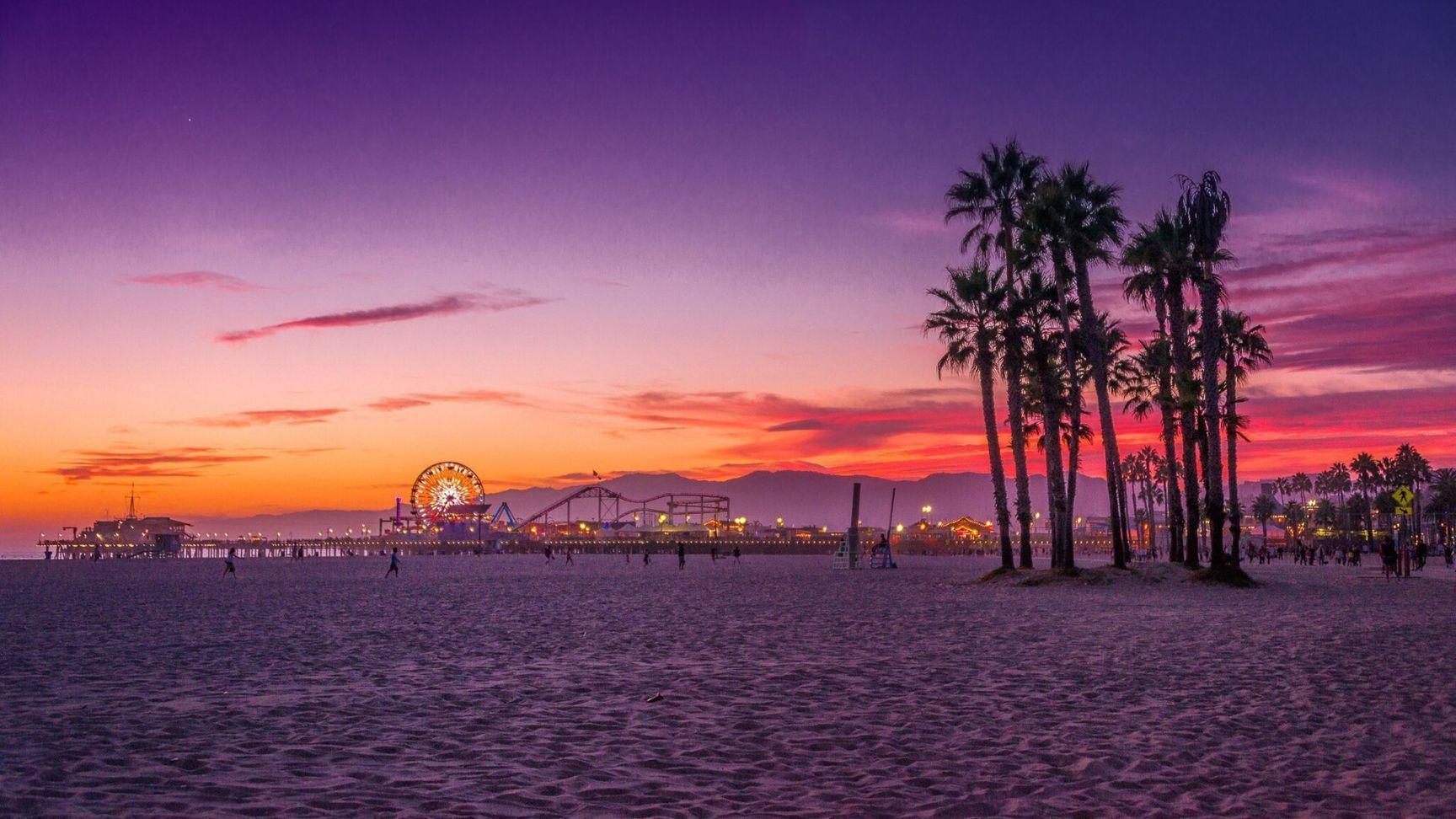 Los Angeles Beach Wallpapers Top Free Los Angeles Beach