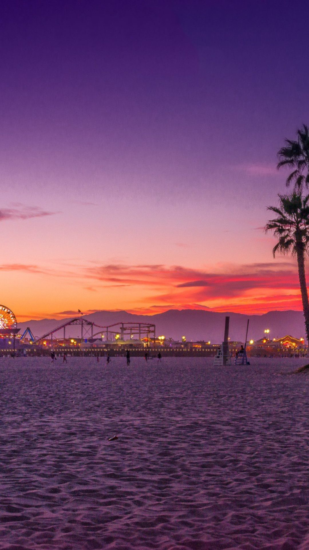 Los Angeles Beach Wallpapers Top Free Los Angeles Beach