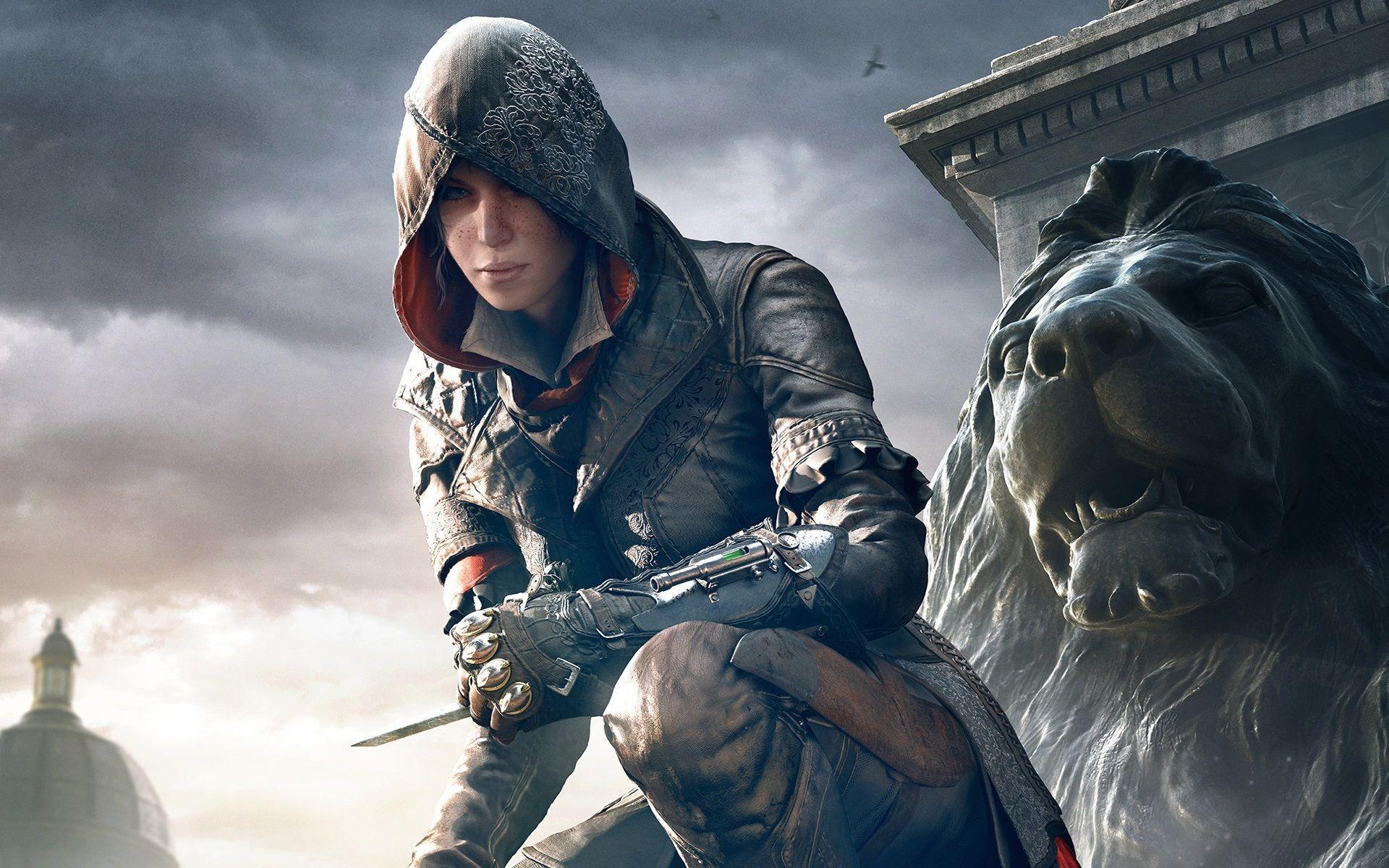 Assassin Girl Wallpapers Top Free Assassin Girl Backgrounds