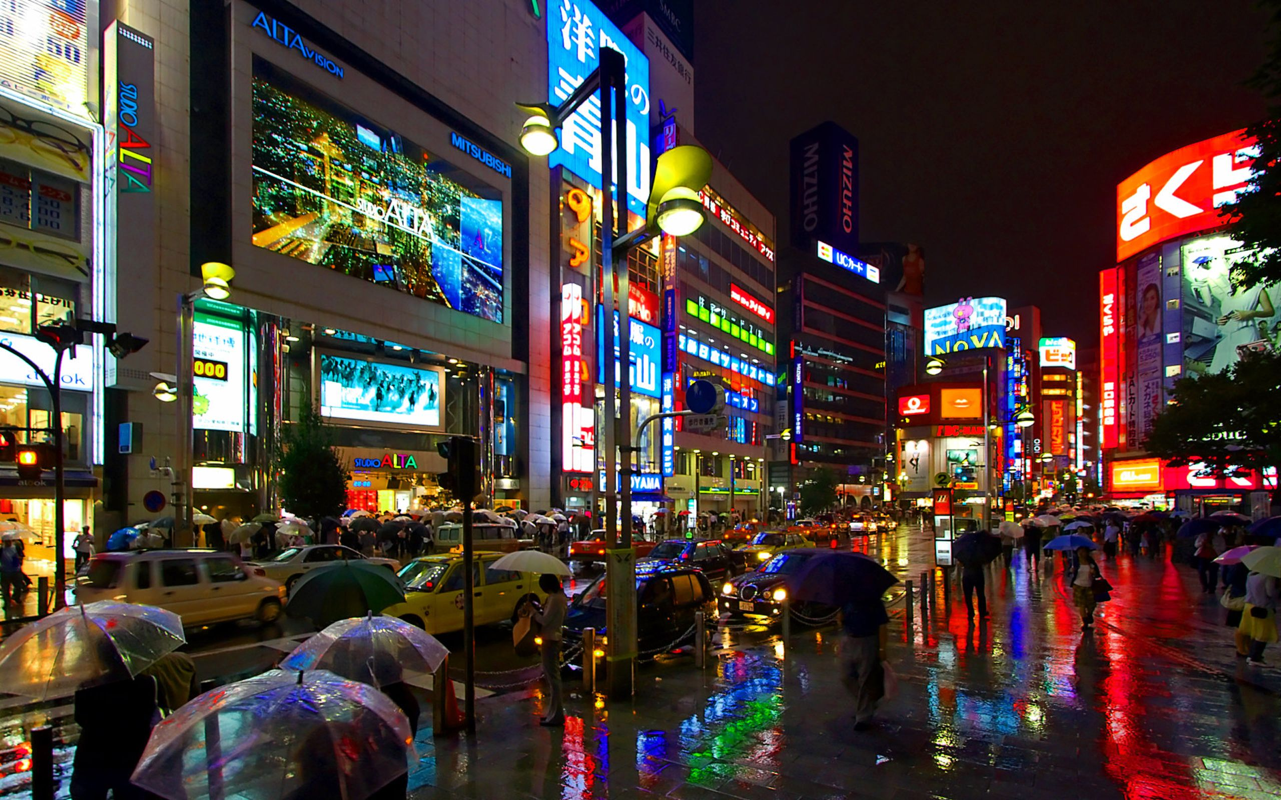 63 Best Free Japan Rain Wallpapers