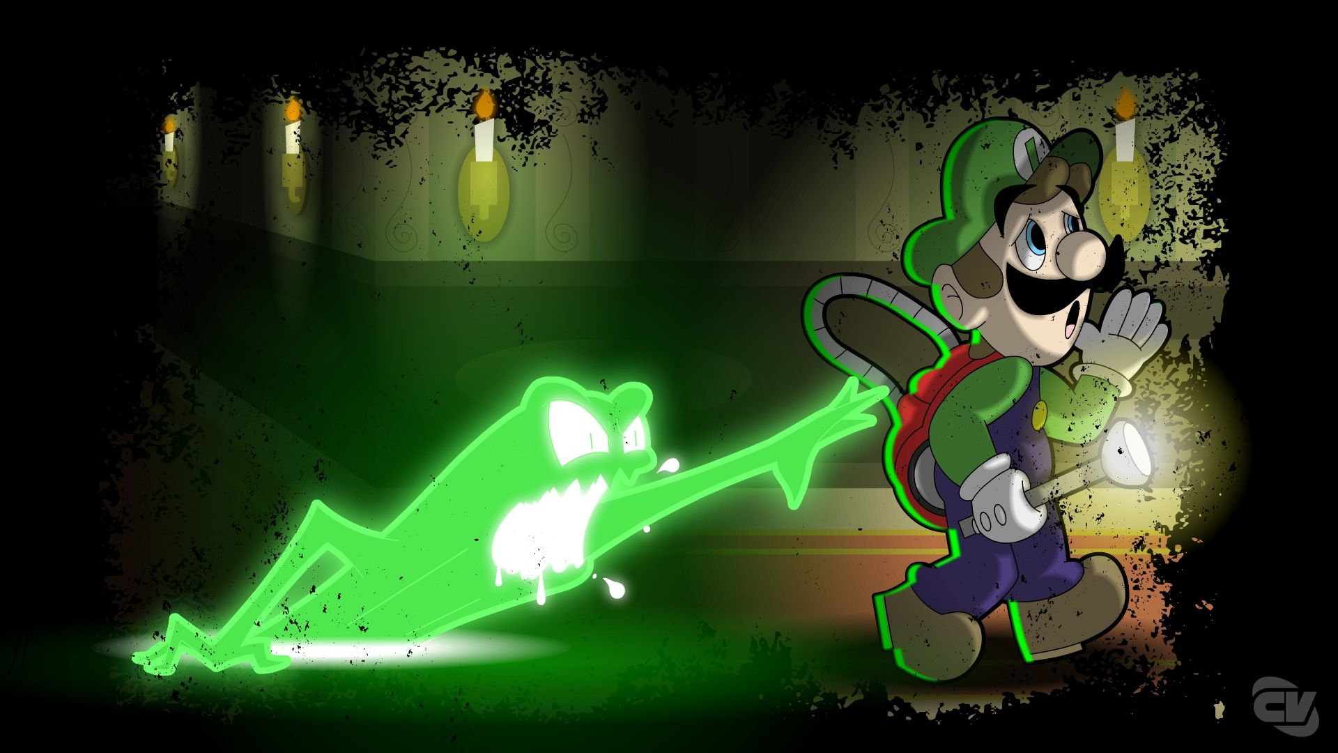 Luigi S Mansion Wallpapers Top Free Luigi S Mansion Backgrounds