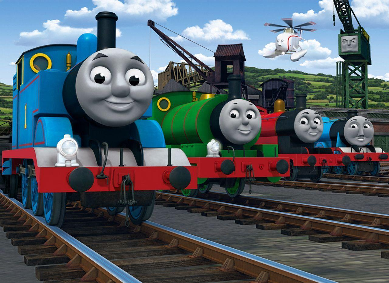 Thomas The Train Wallpapers Top Free Thomas The Train Backgrounds Wallpaperaccess