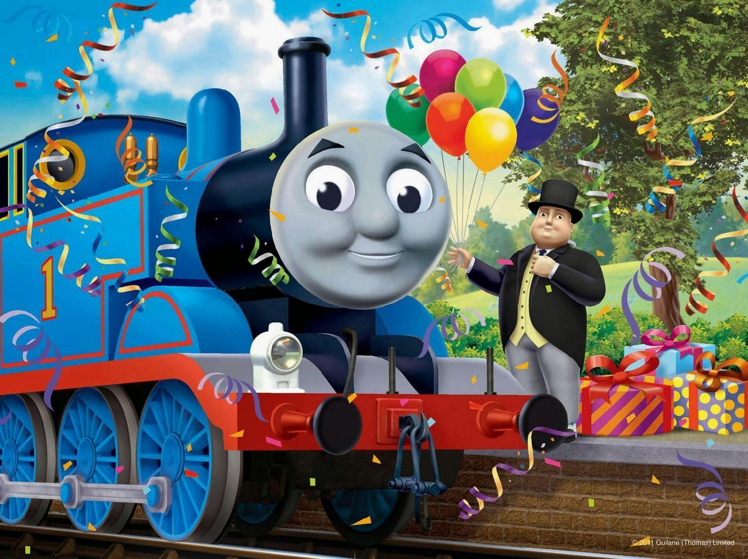 Thomas the Train Wallpapers - Top Free Thomas the Train ...