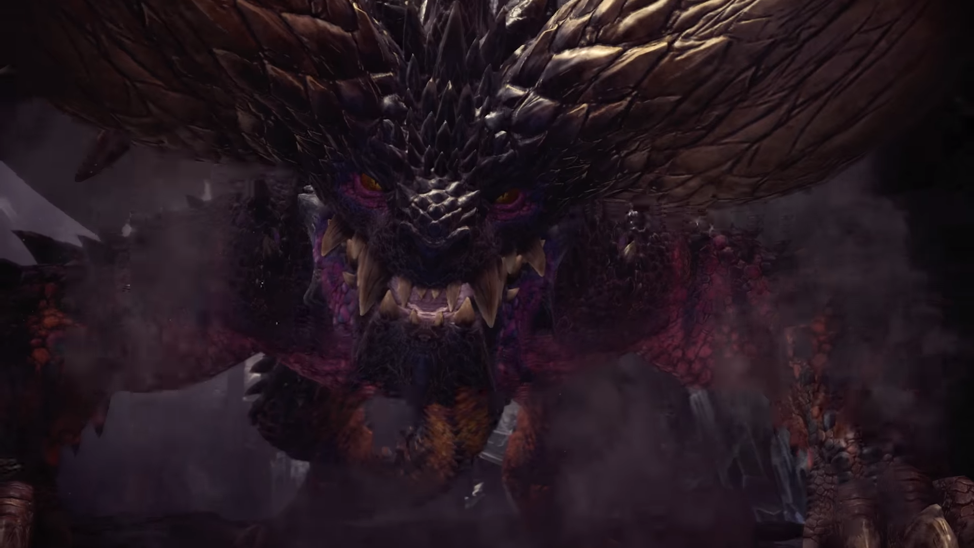 Nergigante Wallpapers Top Free Nergigante Backgrounds