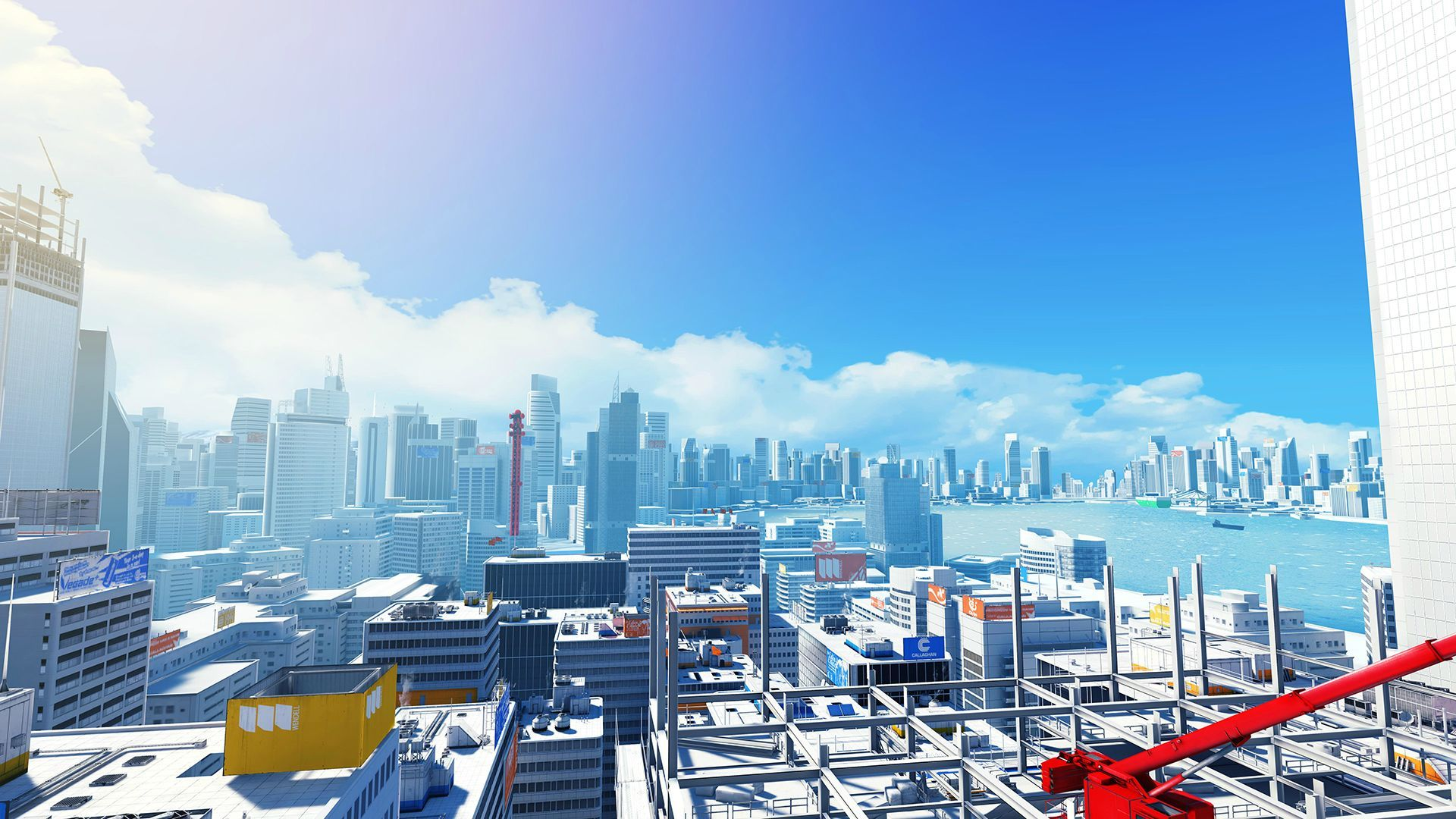 Mirror S Edge Wallpapers Top Free Mirror S Edge Backgrounds
