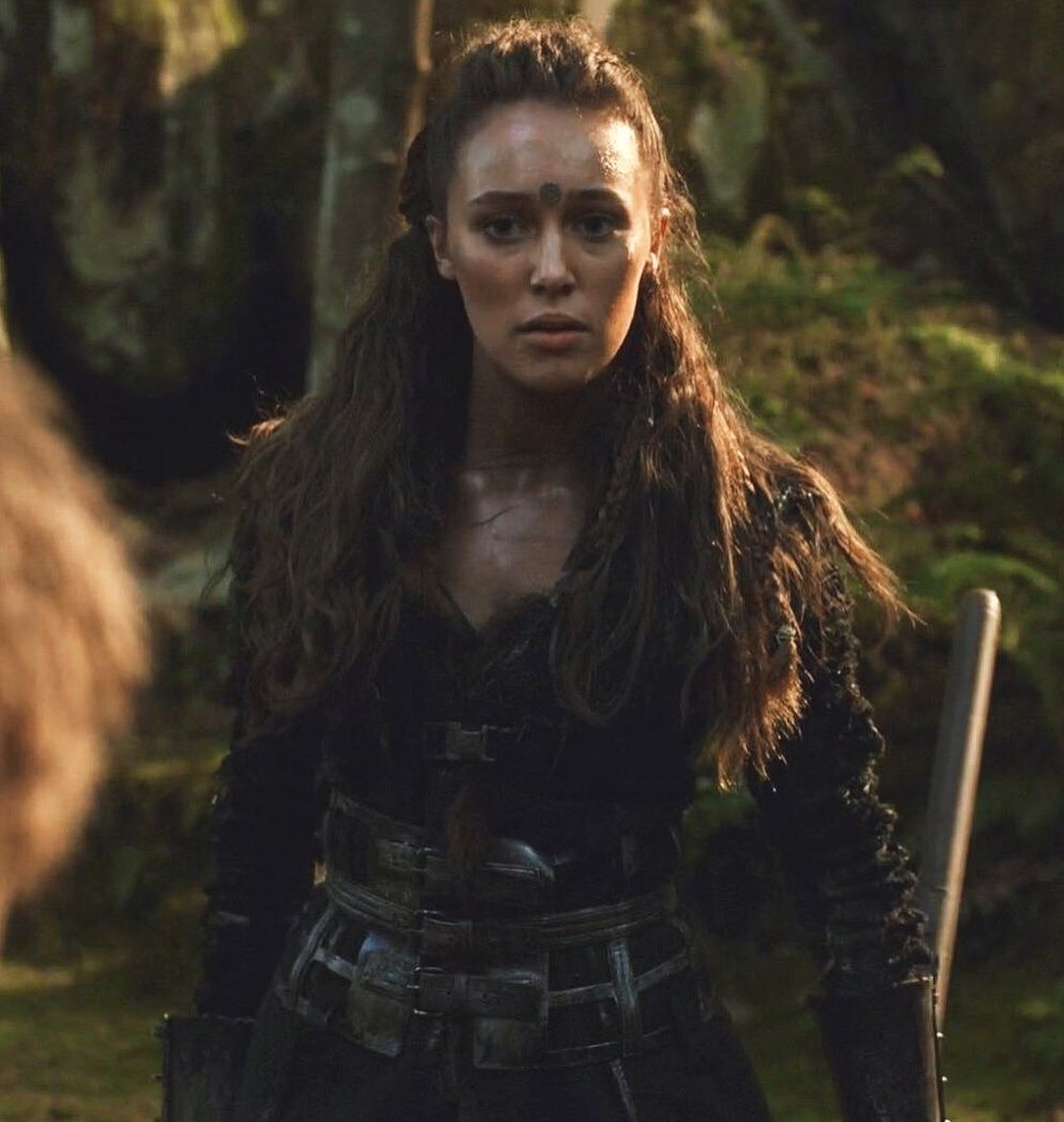 Lexa The 100 Wallpapers Top Free Lexa The 100 Backgrounds