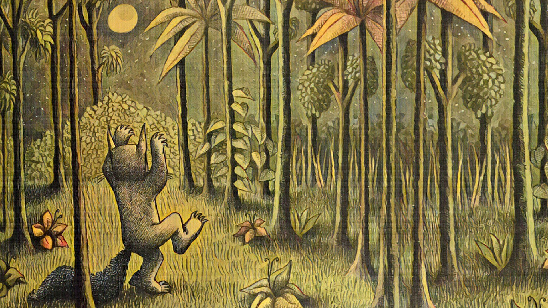 Where The Wild Things Are Wallpapers Top Free Where The Wild