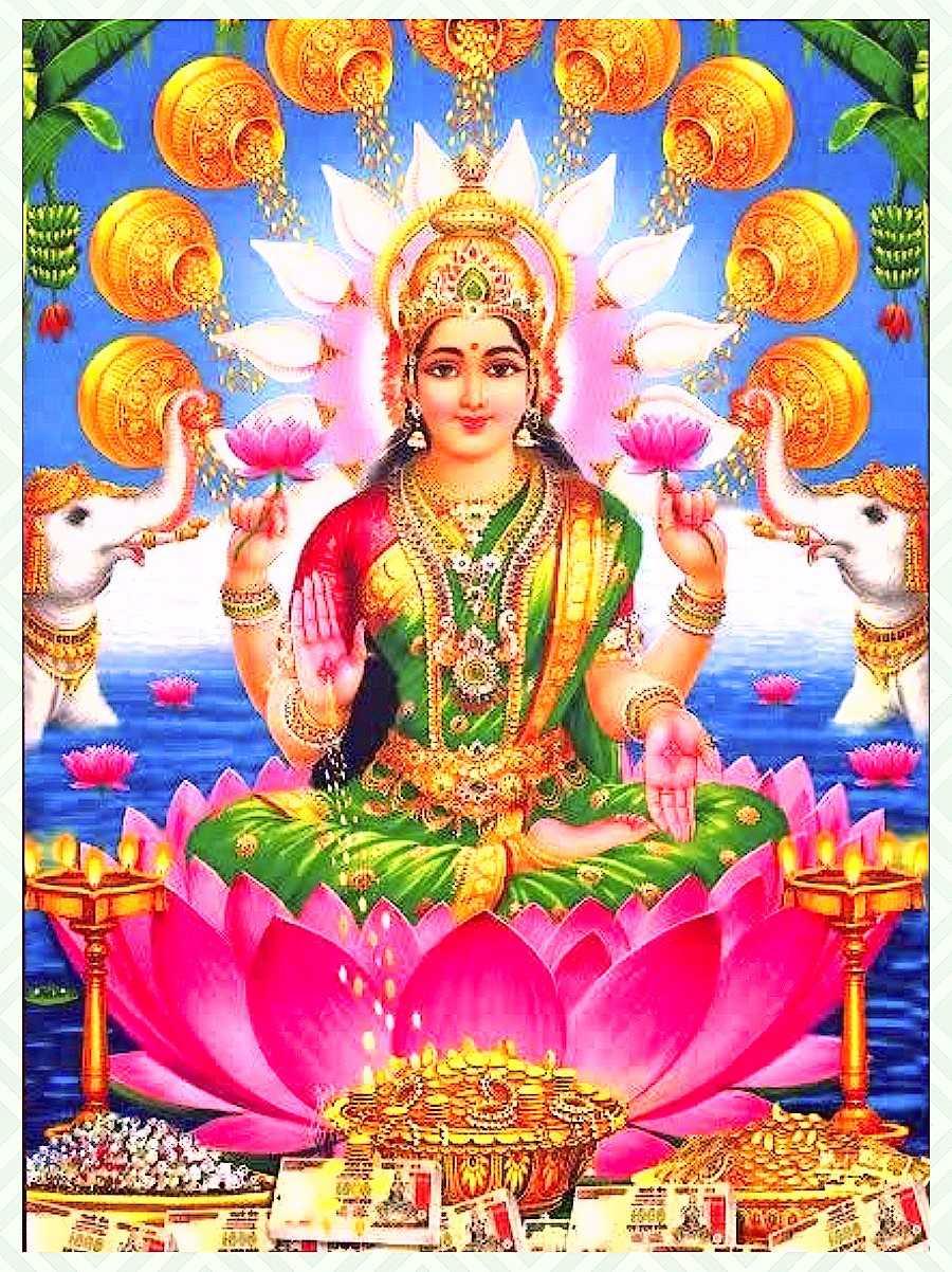Lakshmi Wallpapers Top Free Lakshmi Backgrounds Wallpaperaccess