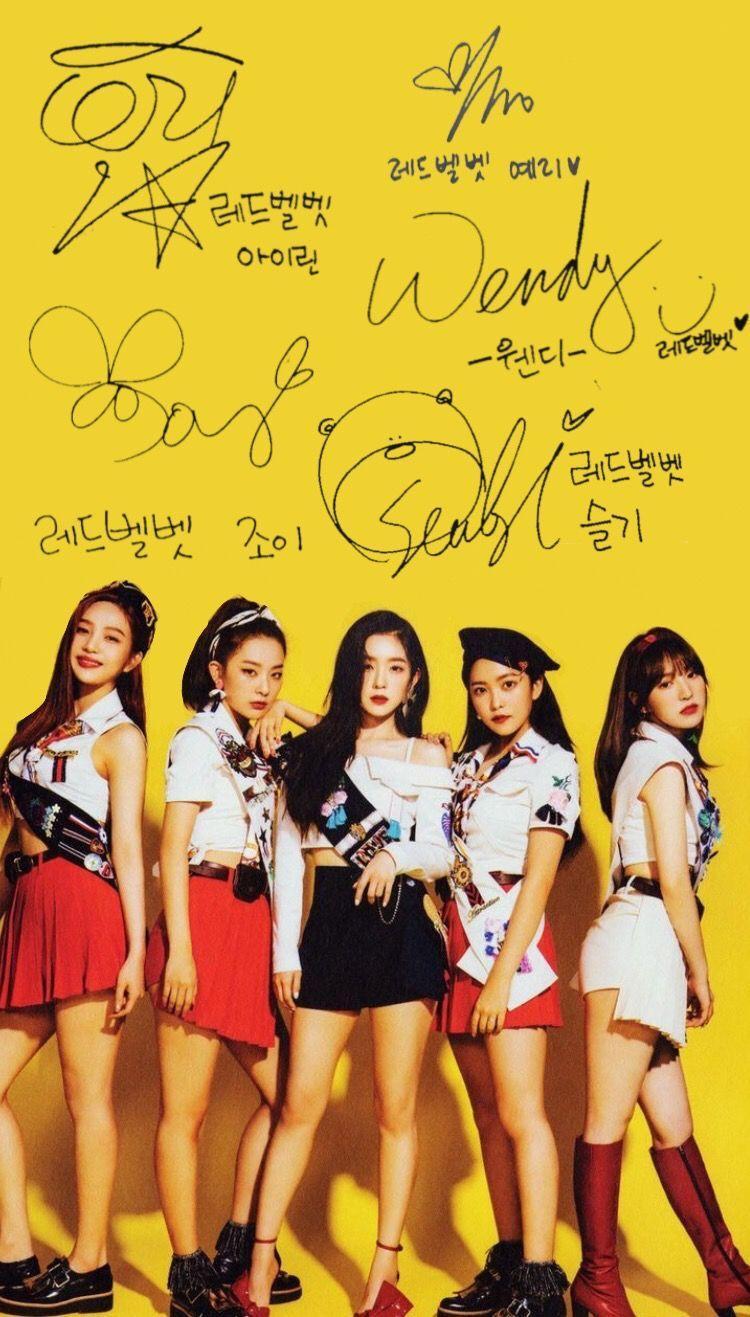 Red Velvet Wallpapers - Top Free Red Velvet Backgrounds ...