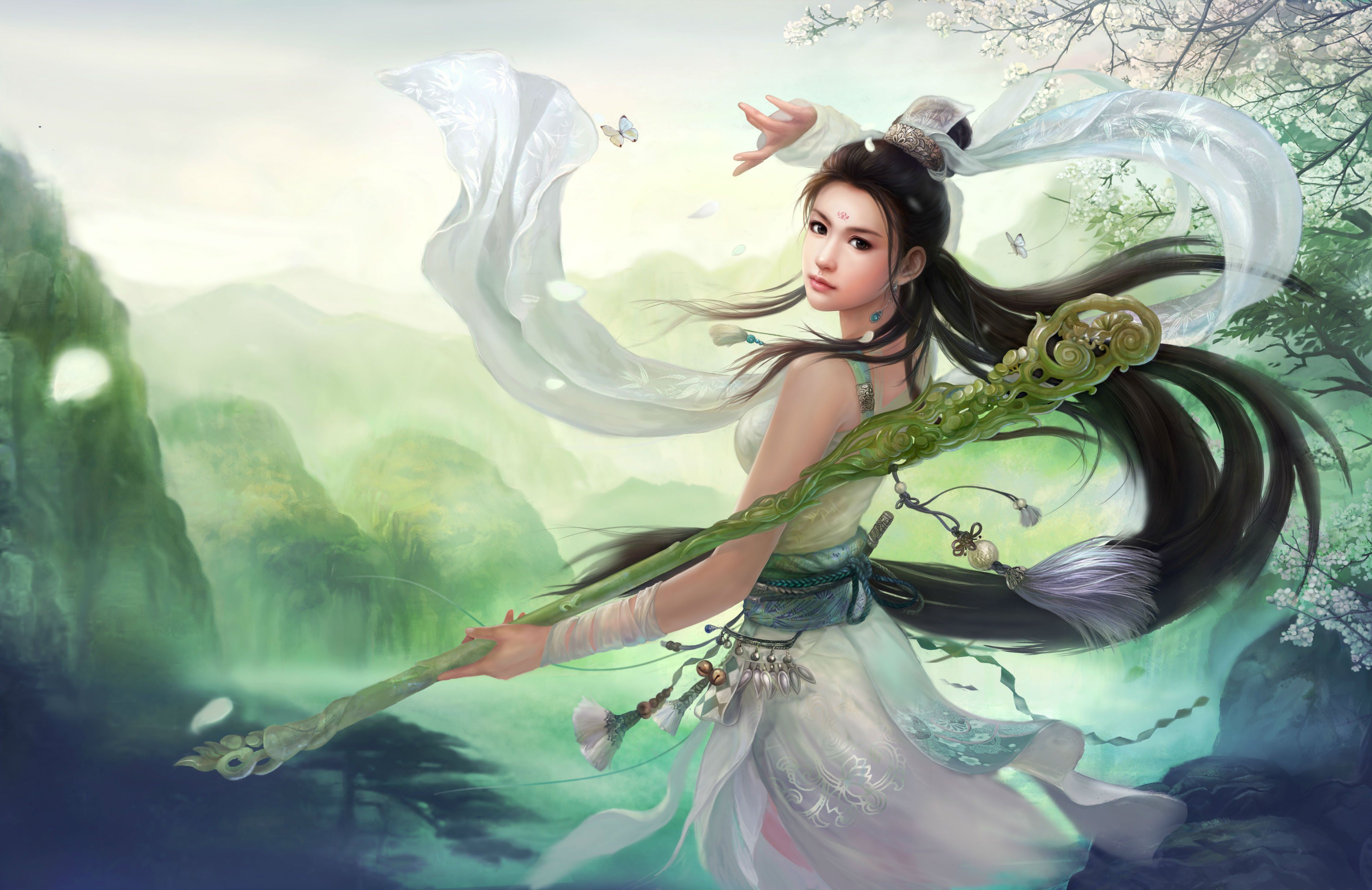 Wuxia Wallpapers - Top Free Wuxia Backgrounds ...